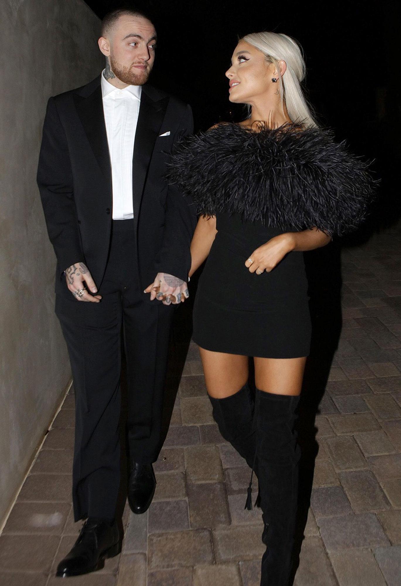 Mac y Ariana