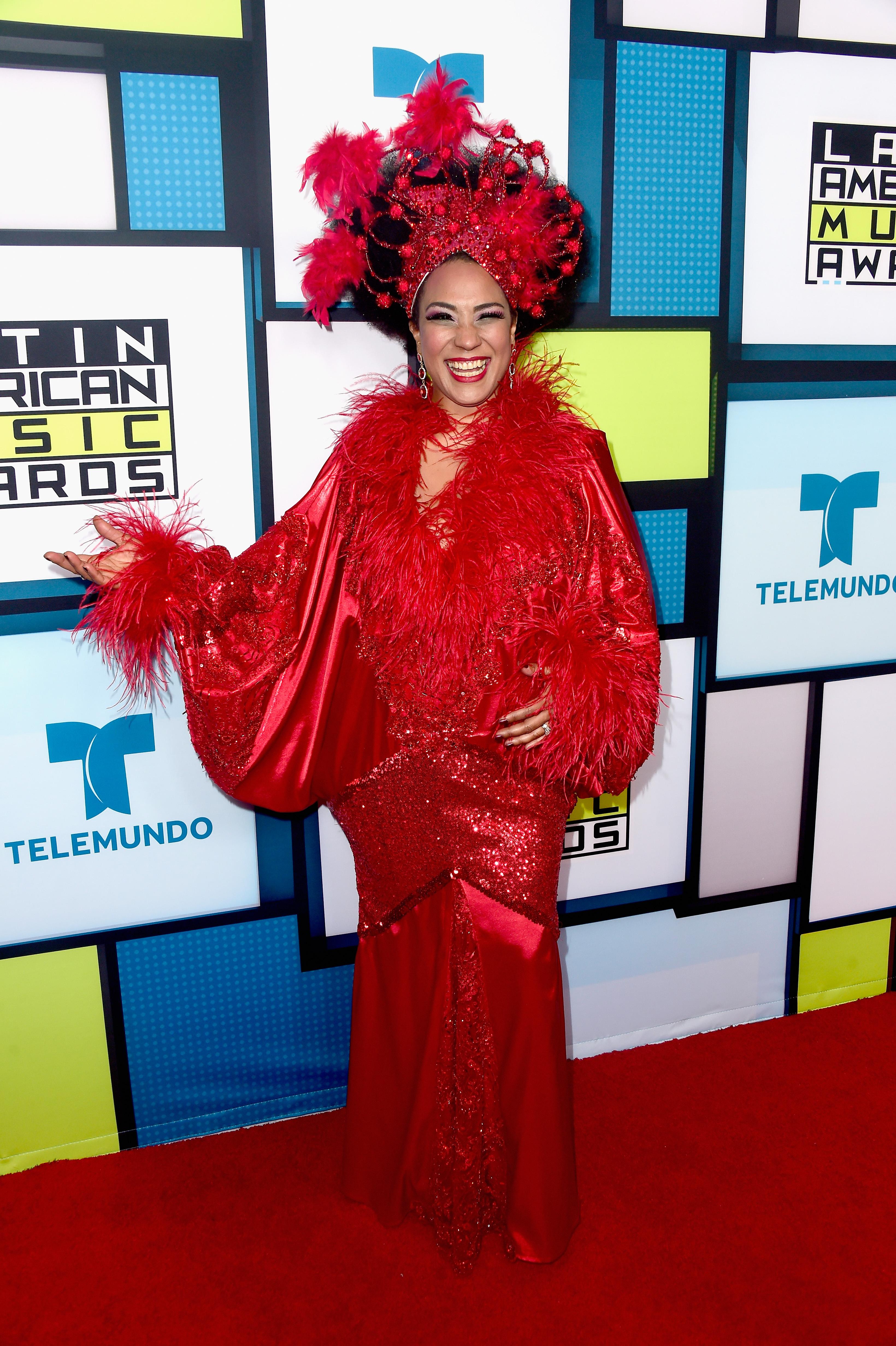 Telemundo's Latin American Music Awards 2015 - Press Room