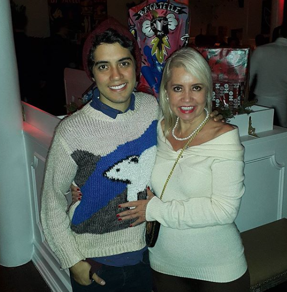 Carla Estrada y Carlos López Estrada