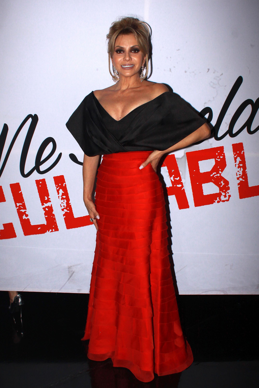 Daniela Castro, look, estilo, actriz