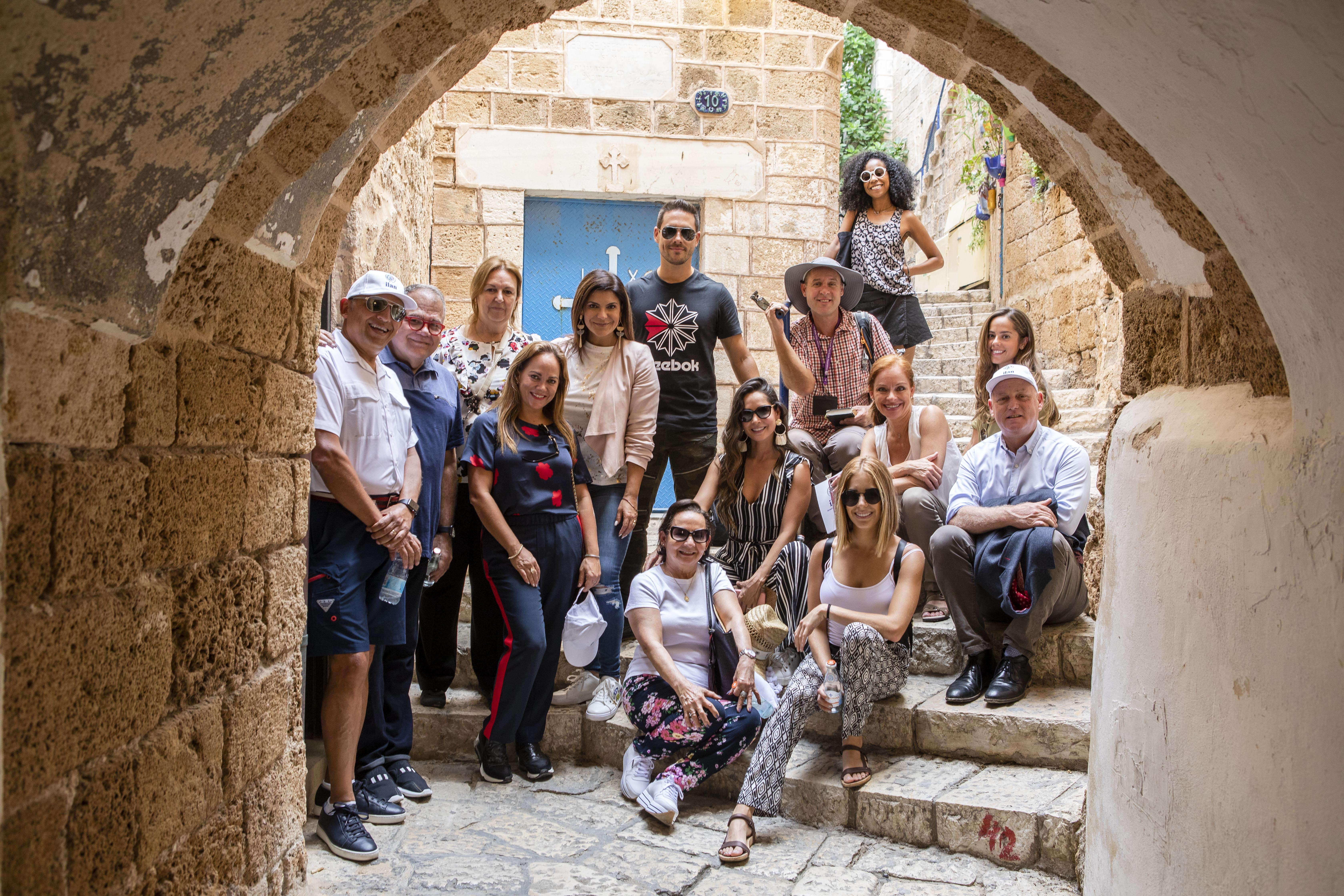 Viaje Israel