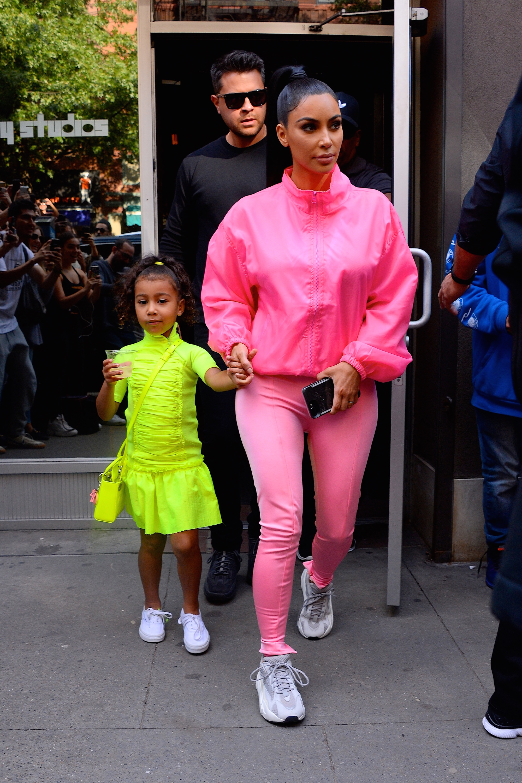 Kim Kardashian, New York