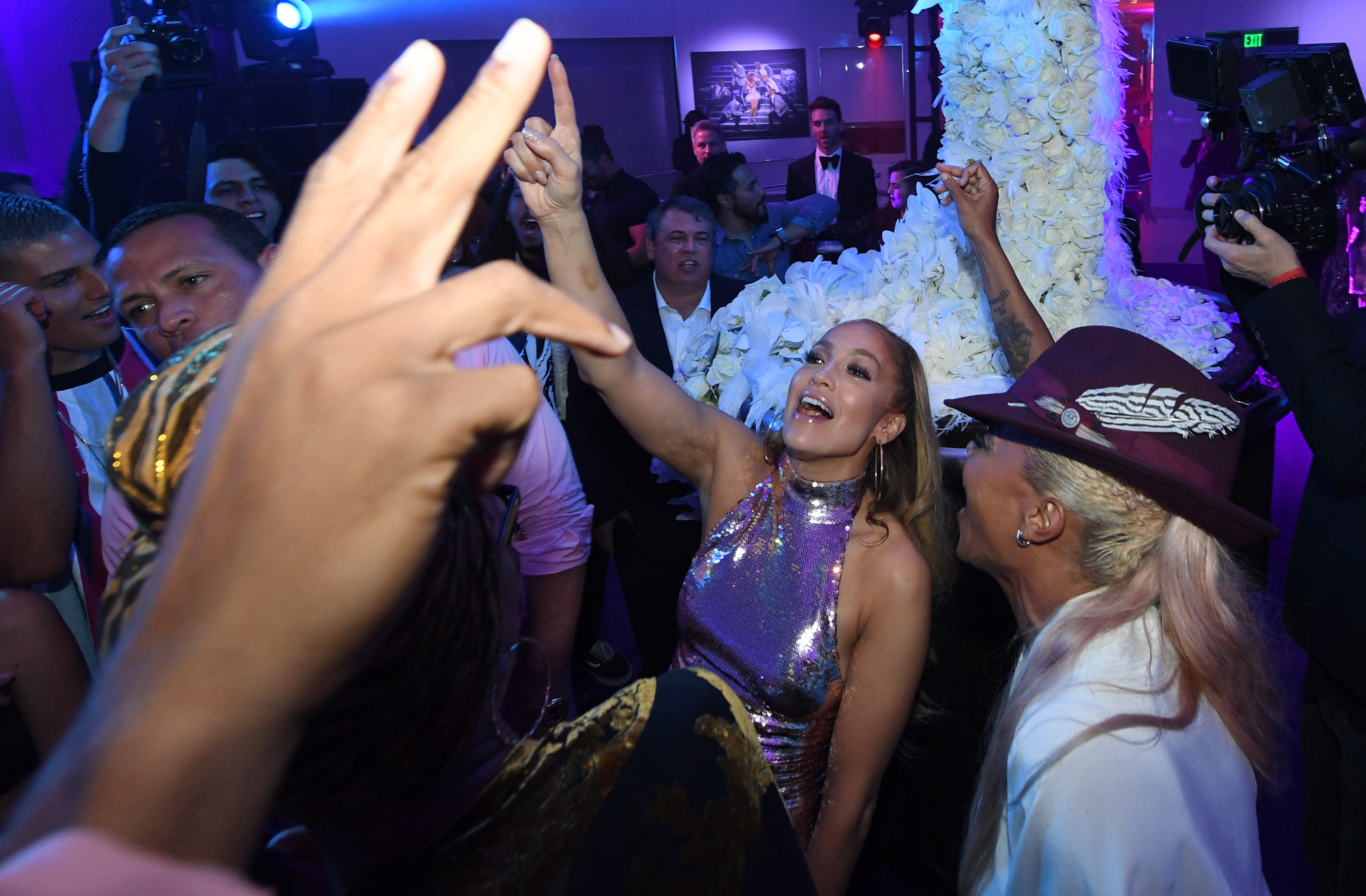 Jennifer Lopez, JLo, Vegas