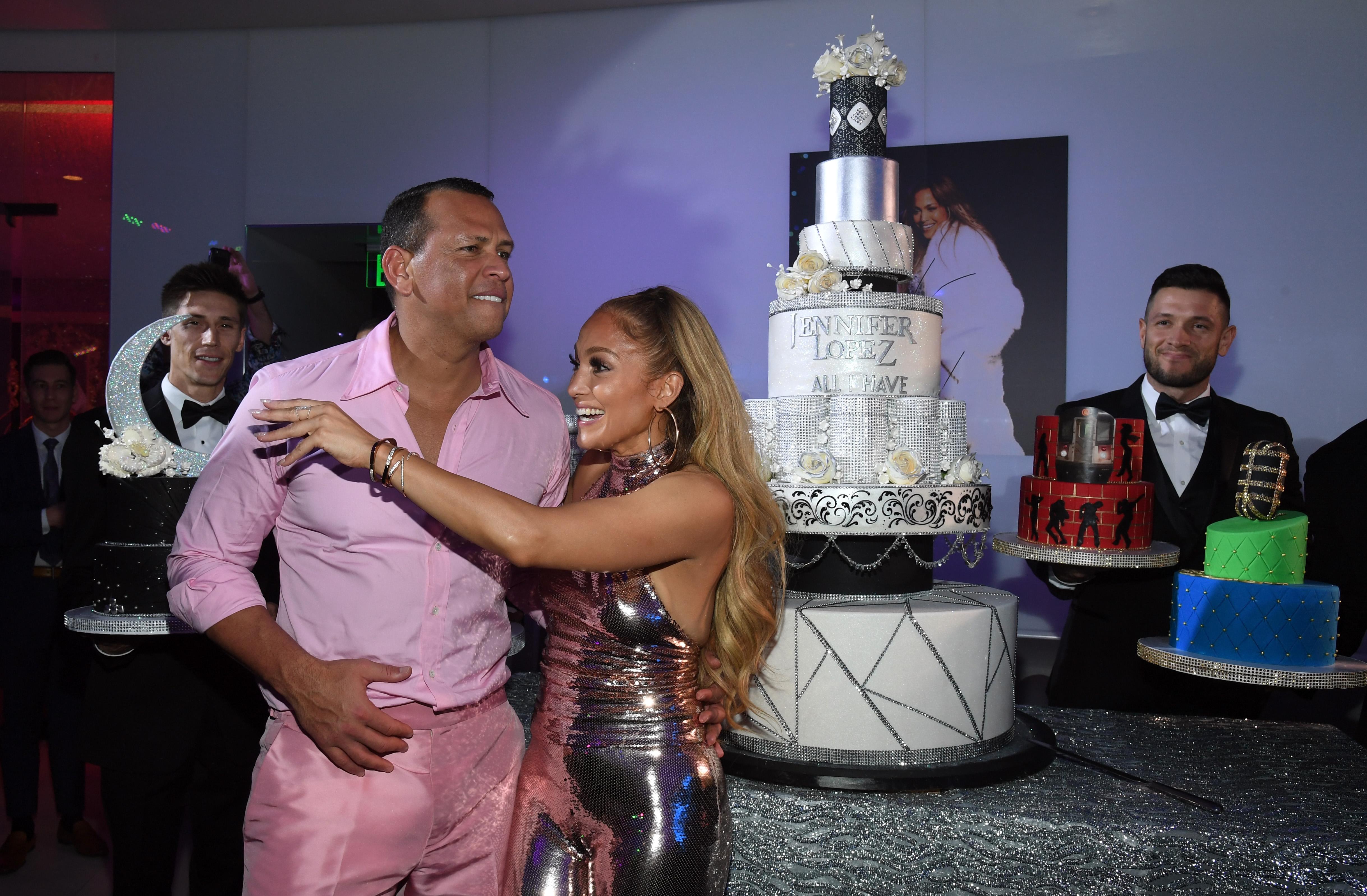 Jennifer Lopez, JLo, ARod,