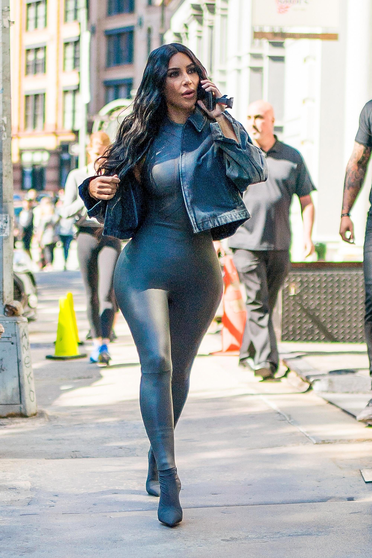 Kim Kardashian, looks, estilo