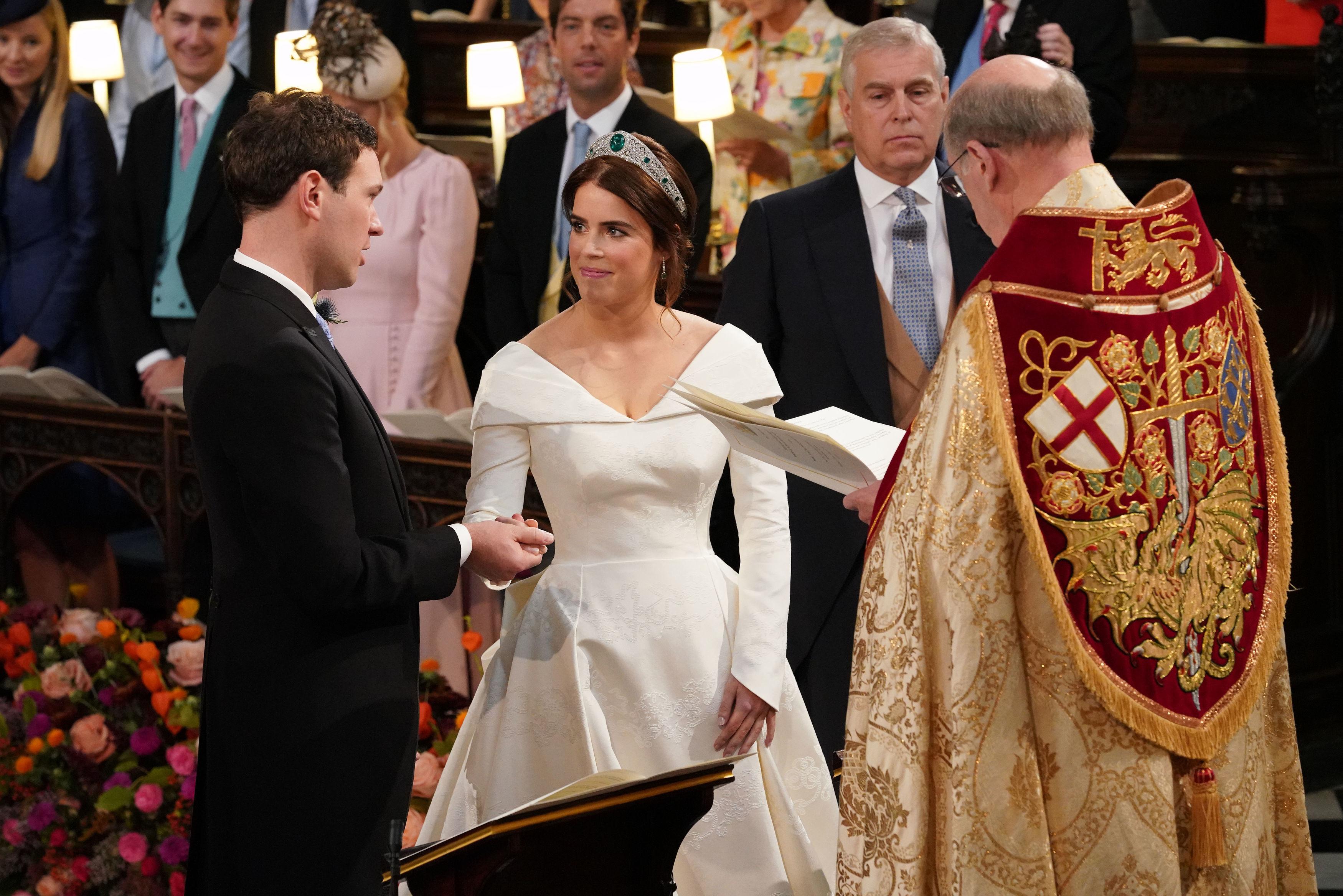 Princesa Eugenie, David Conner