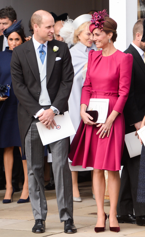 kate middleton, boda, princesa eugenia