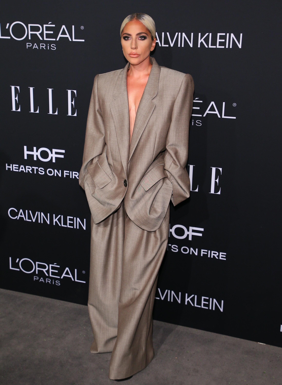Lady Gaga, 25th Annual ELLE Women in Hollywood Celebration