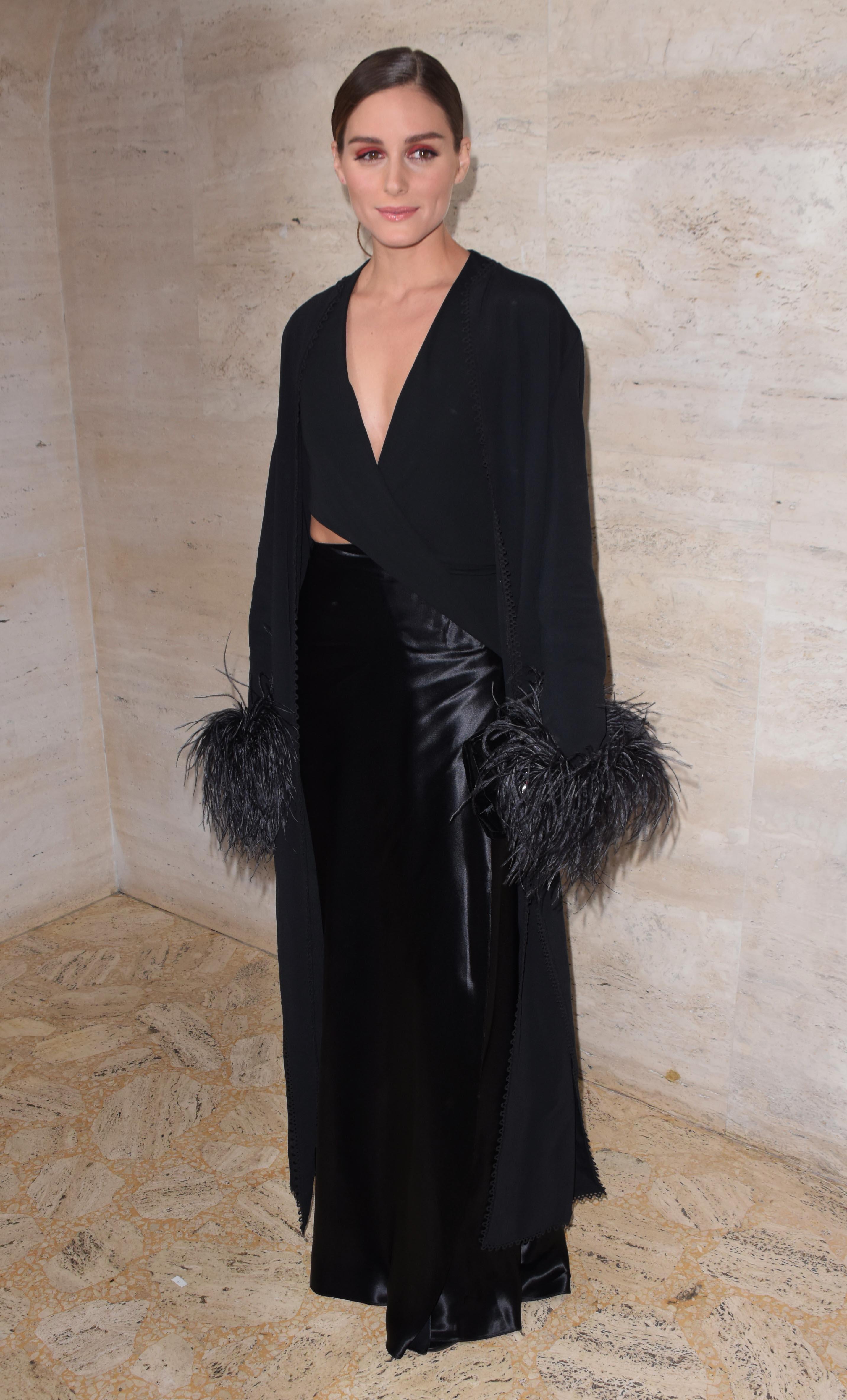 Olivia Palerma, looks