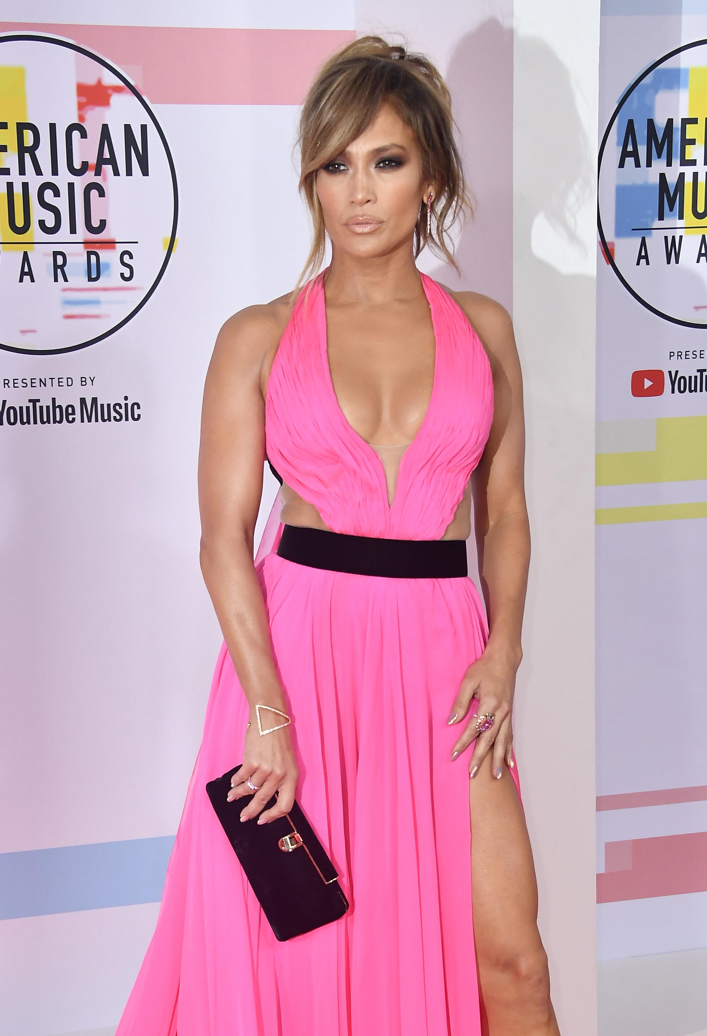 Jennifer López, American Music Awards