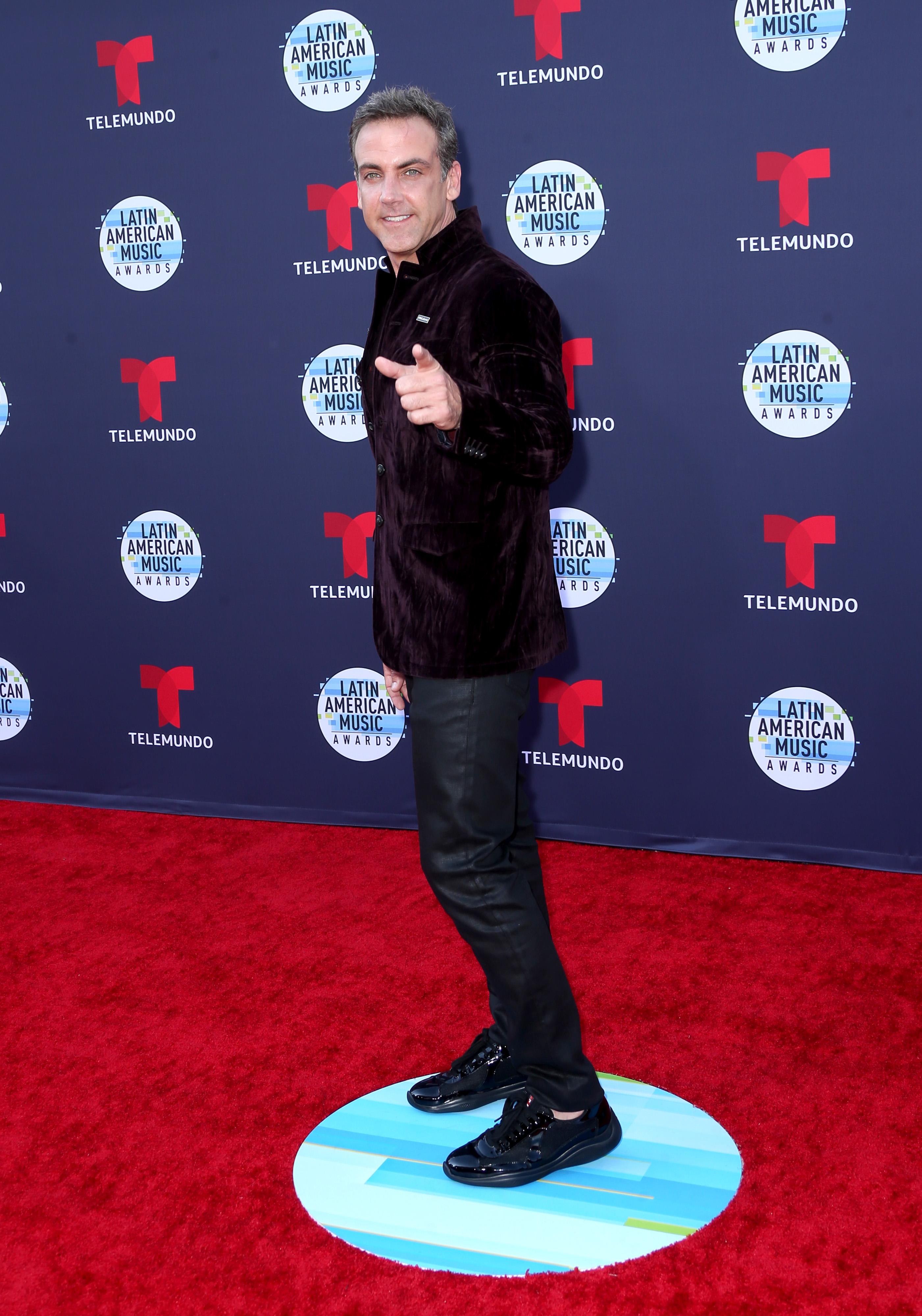 2018 Latin American Music Awards - Arrivals