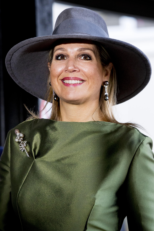 Máxima Zorreguieta, reina, joyas, realeza