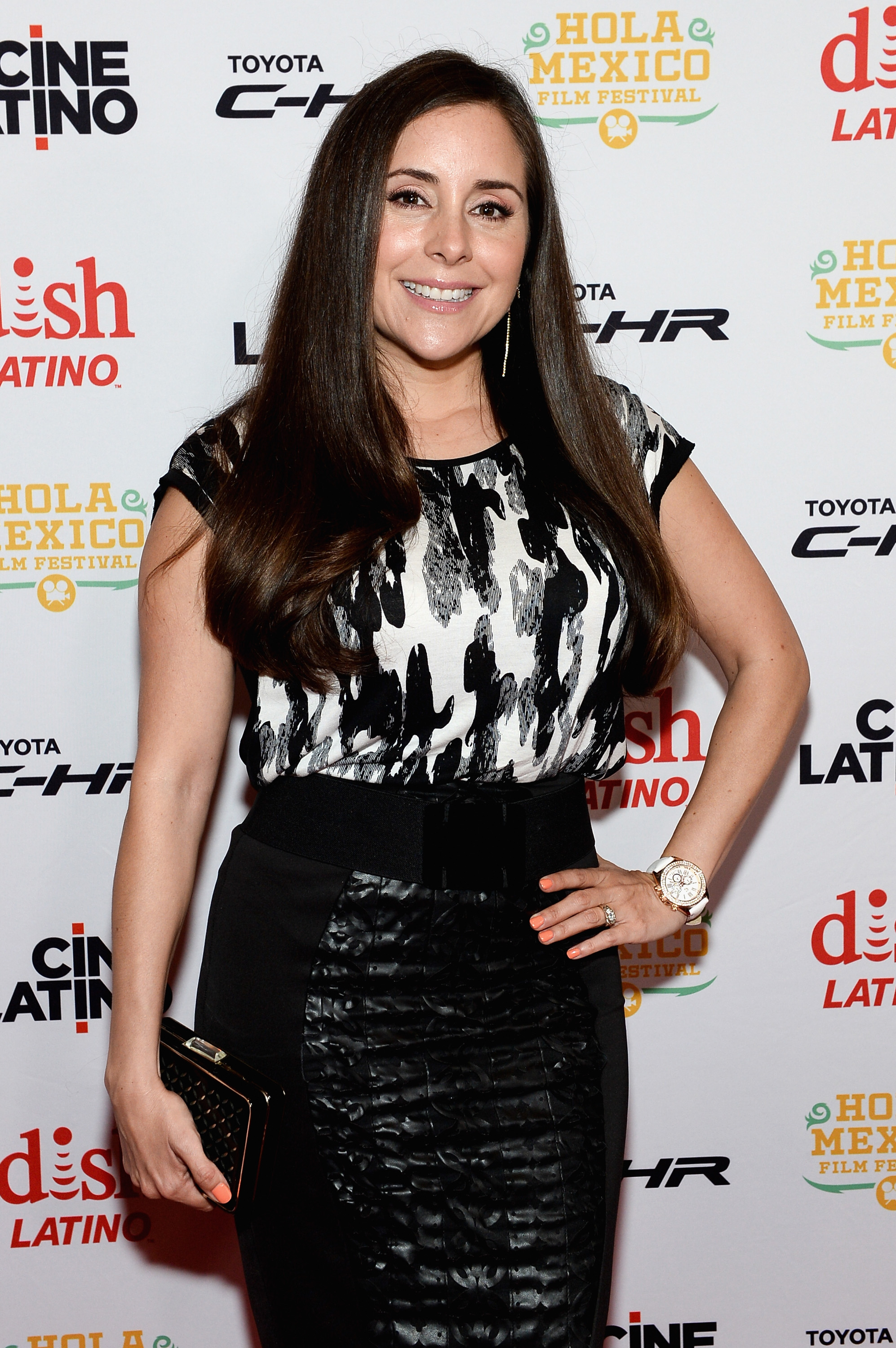 "9th Annual Hola Mexico Film Festival Opening Ceremony - Screening Of ""La Vida Inmoral De La Pareja Ideal"" - Arrivals"
