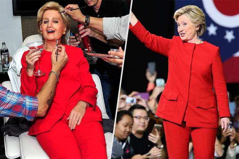 Katy Perry: Hillary Clinton