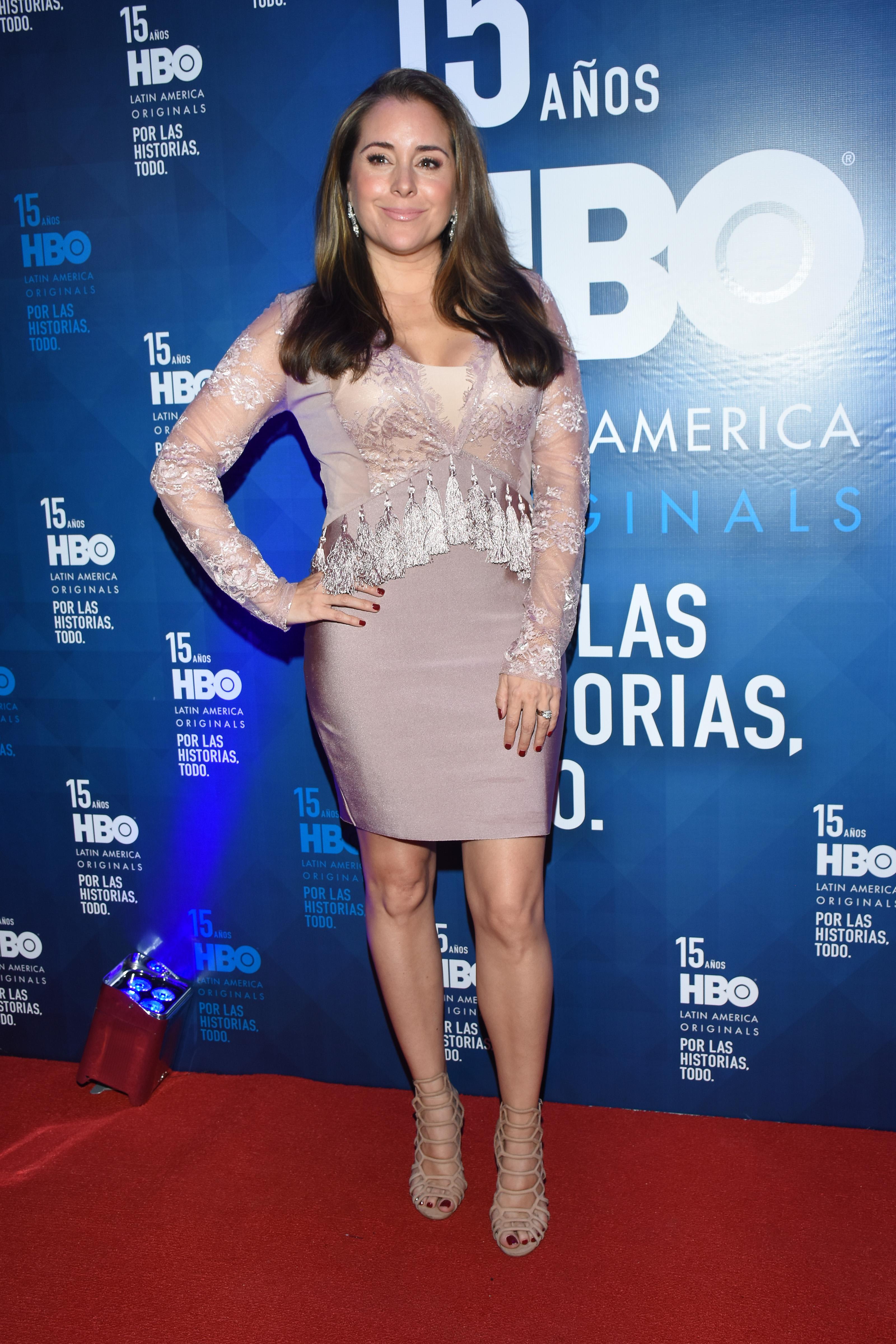 15th HBO Latin America Arrivals, Mexico City, Mexico - 18 Jul 2018