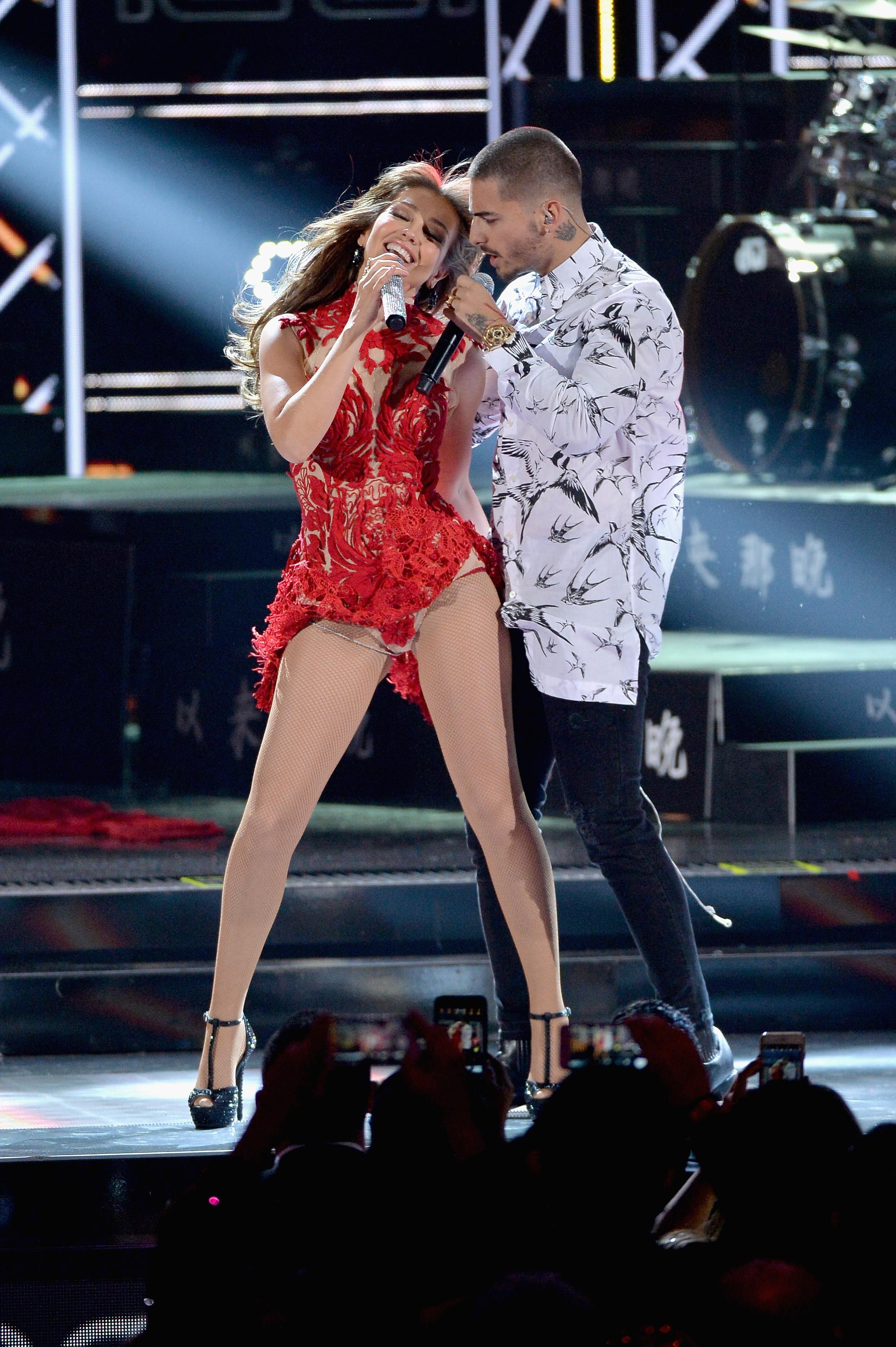 Univision's 28th Edition Of Premio Lo Nuestro A La Musica Latina - Show