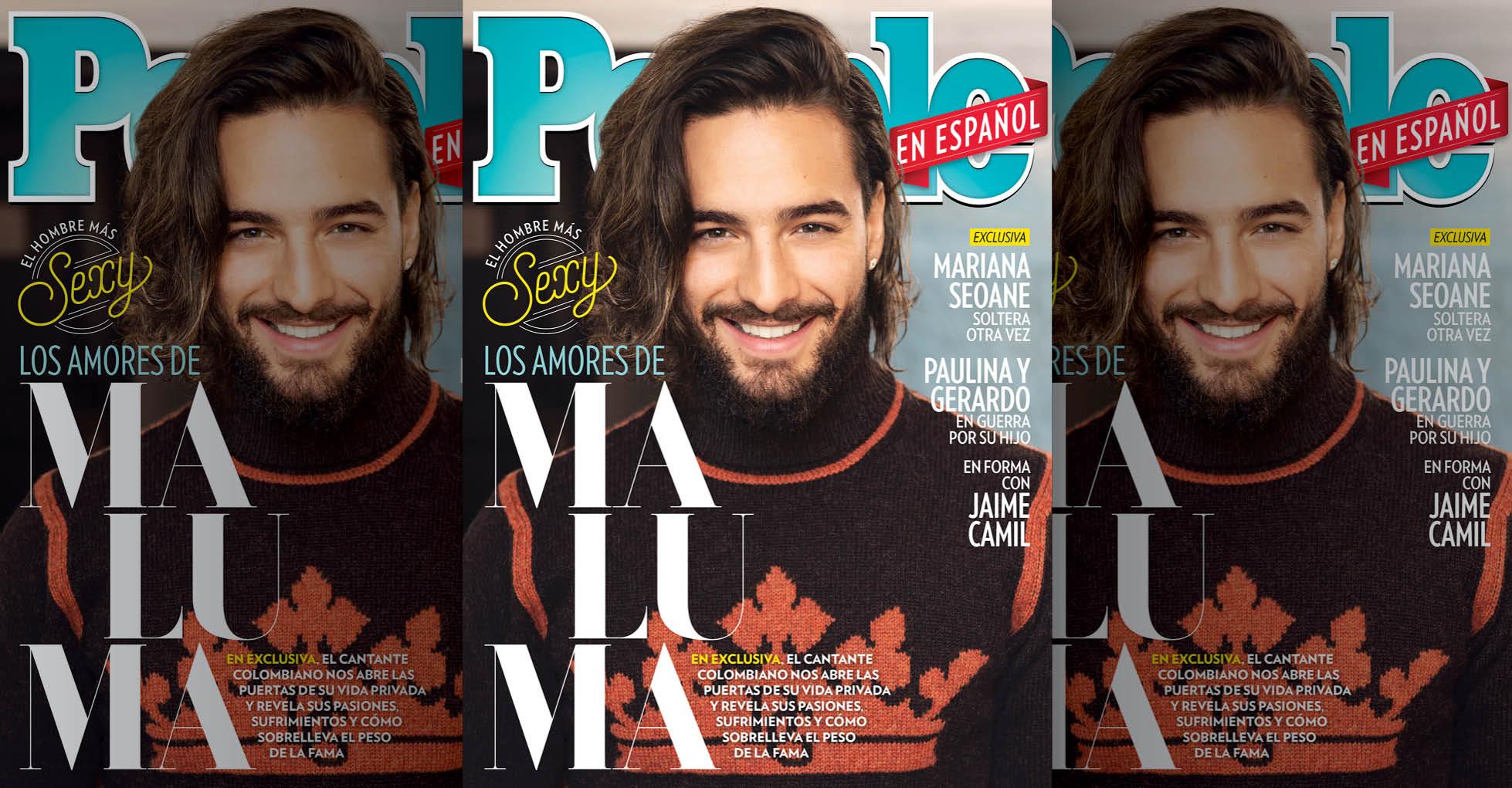 Maluma - November 2018 Cover
