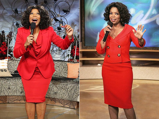 Queen Latifah: Oprah