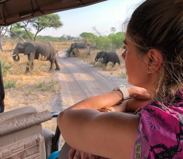 Viaje a Africa octubre, 2018
