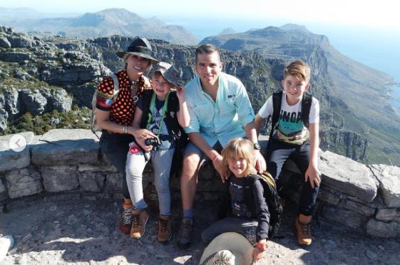 Galilea Montijo Botswana Africa Viaje a Africa octubre, 2018
