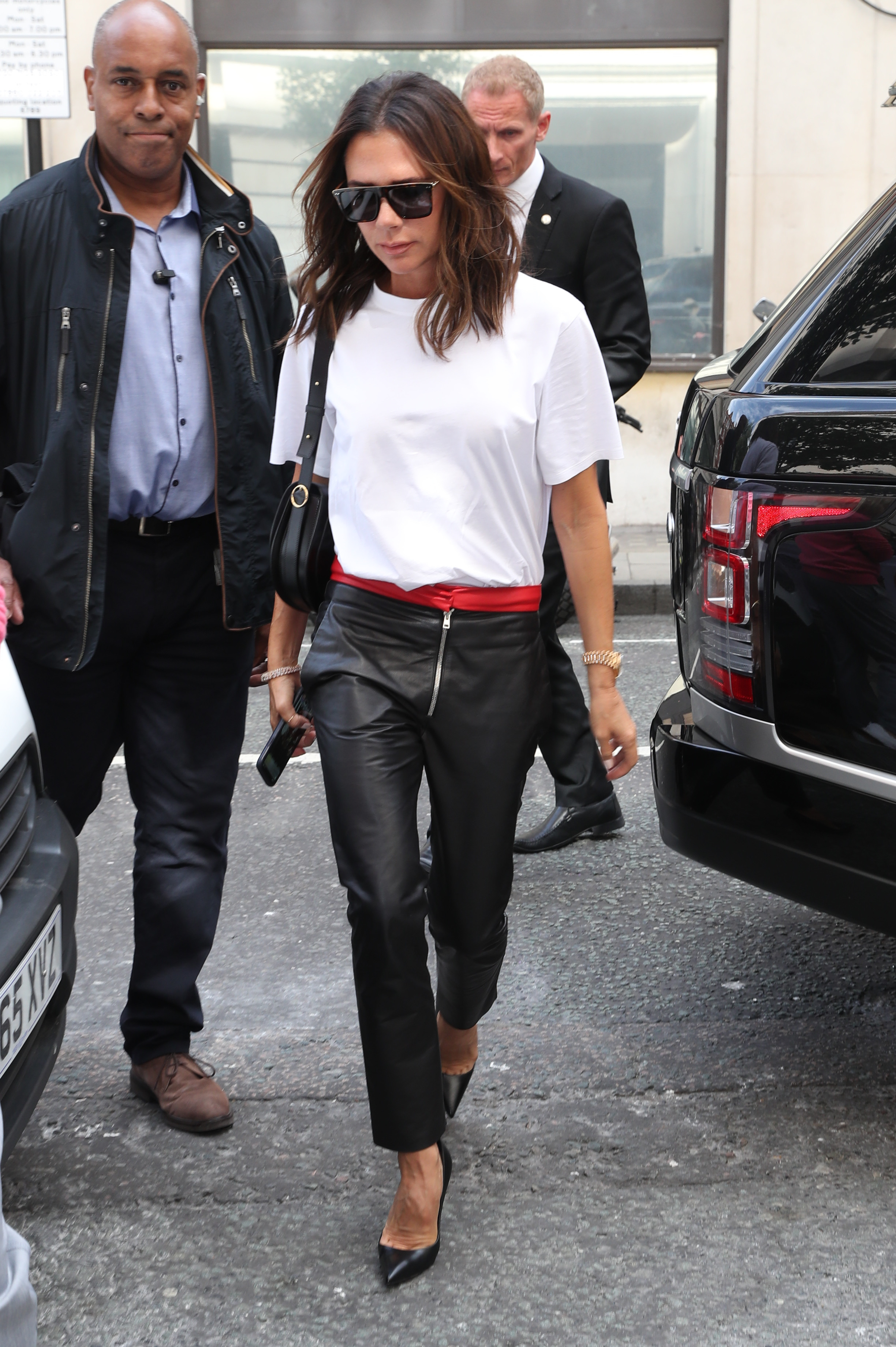 Victoria Beckham out and about, London, UK - 04 Sep 2018