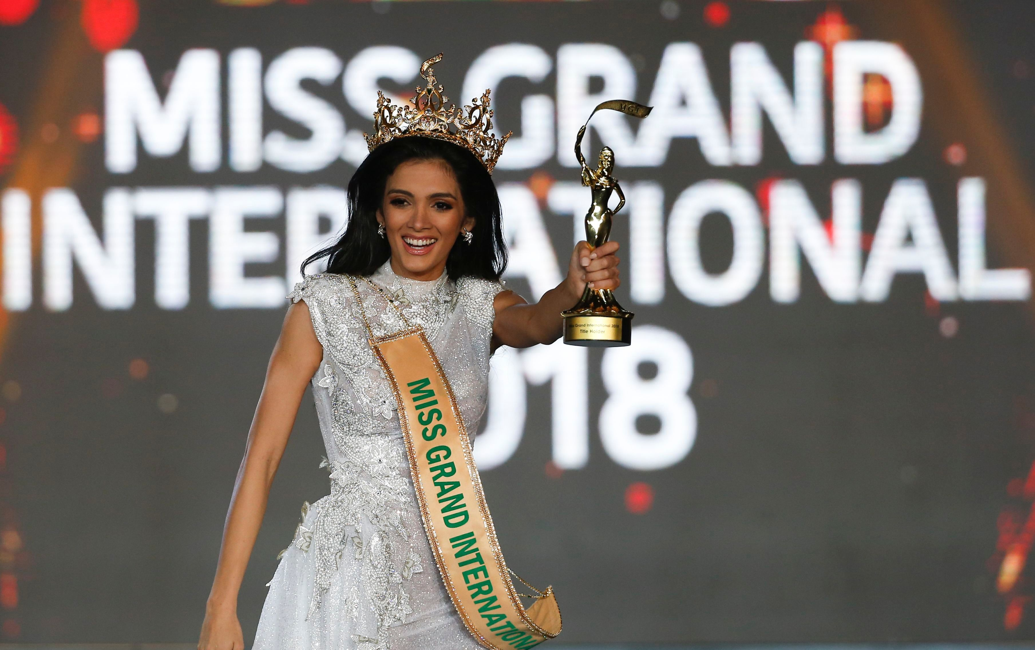 Clara Sosa Miss Paraguay