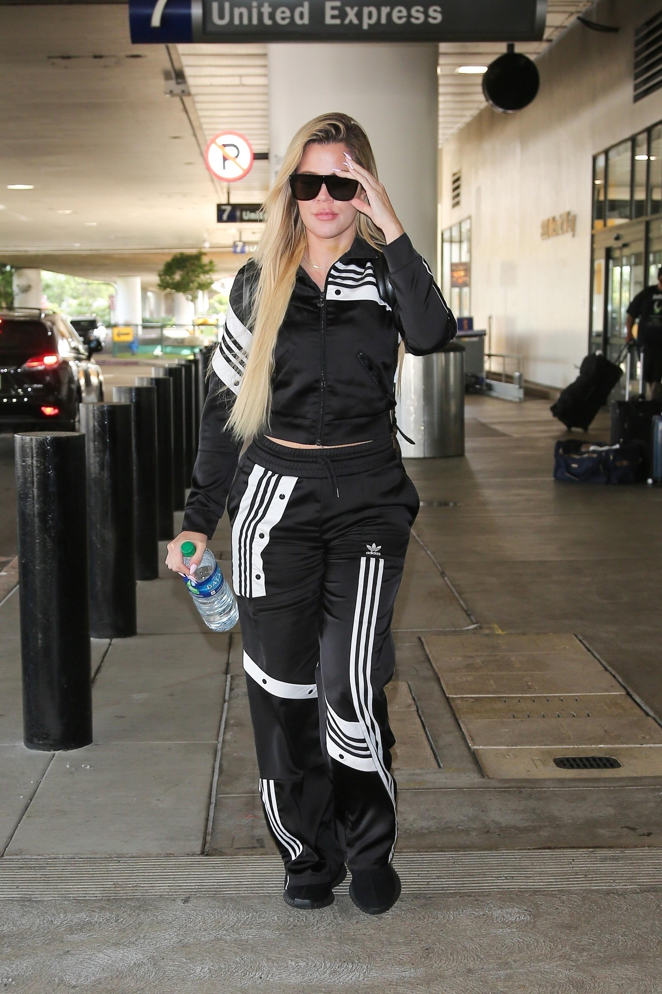 Khloe Kardashian, California