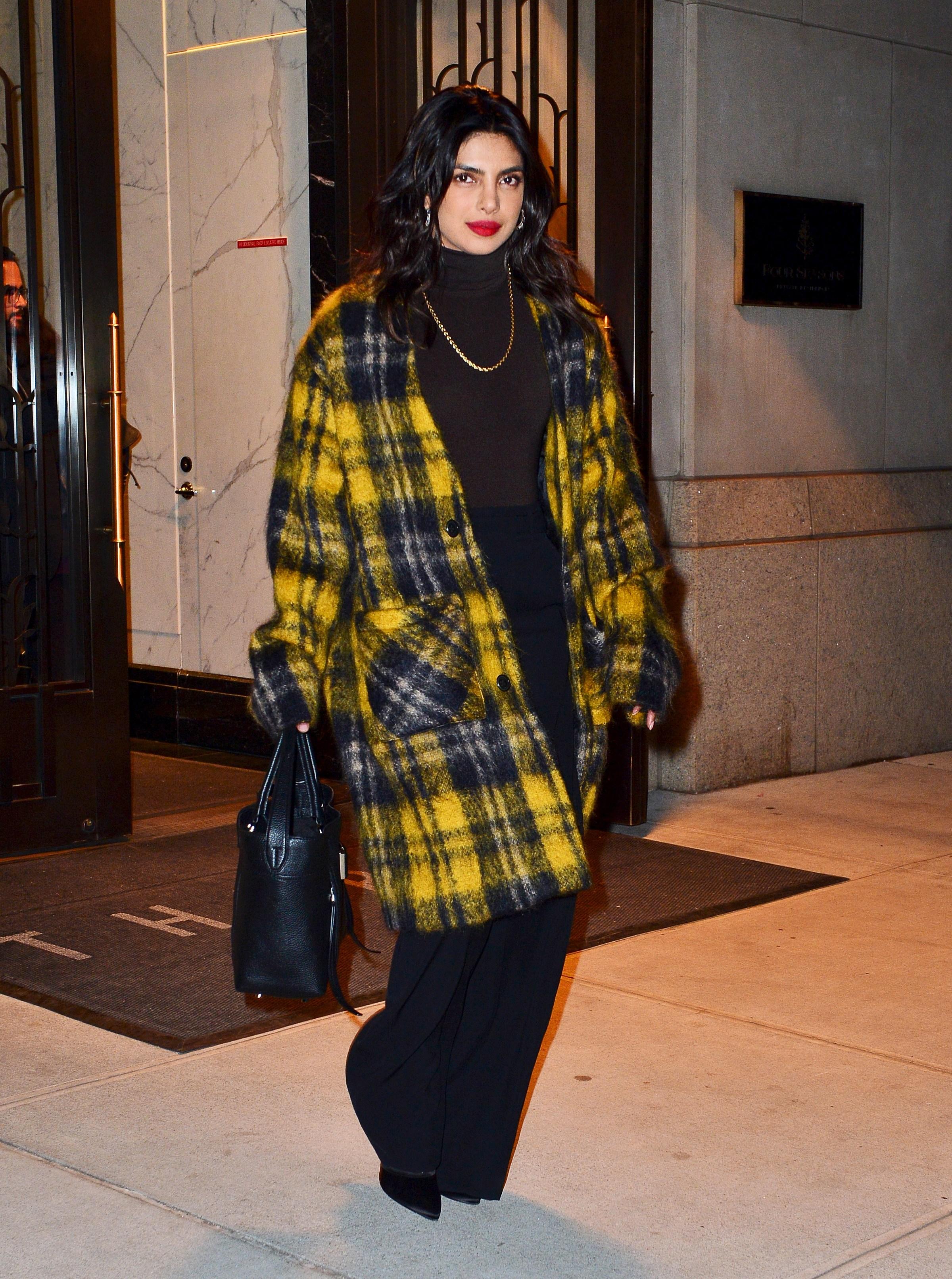 Priyanka Chopra, Nueva York