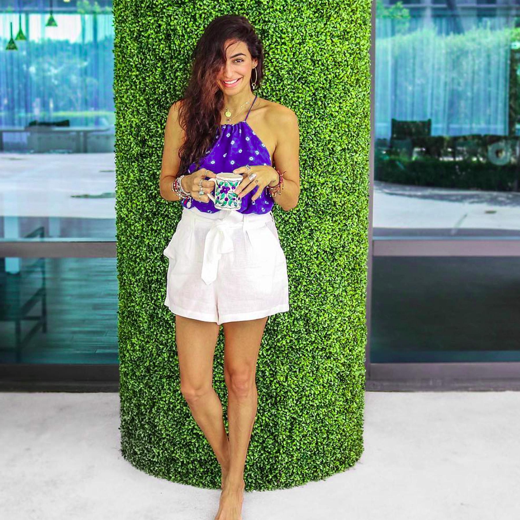 Valeria Hinojosa, instagram, moda sostenible, influencer