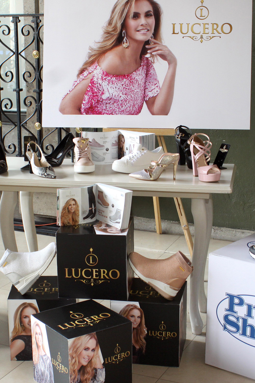 zapatos, lucero, coleccion, linea