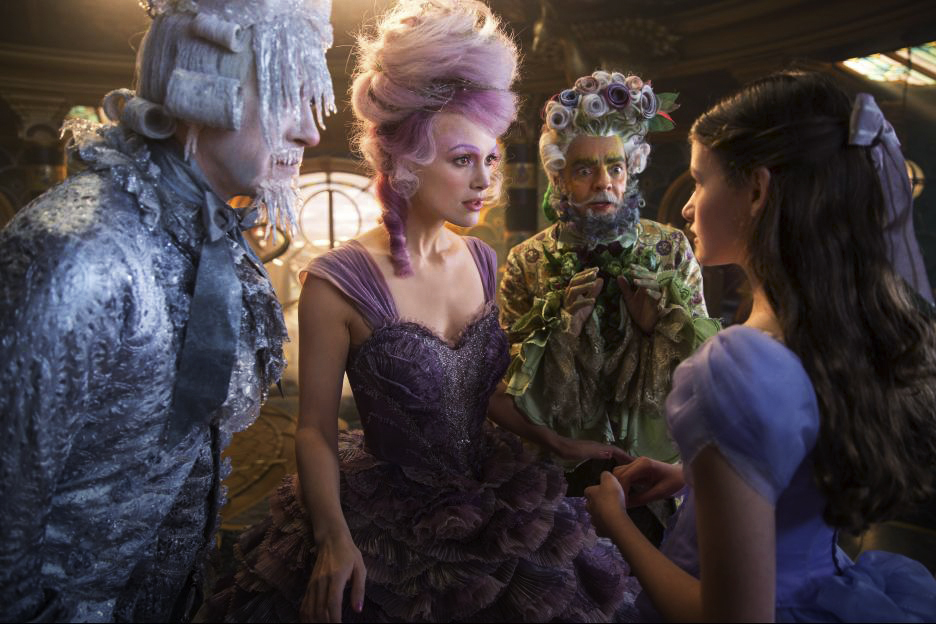 The Nutcracker and the Four Realms - La Lista - 3 - December 2018