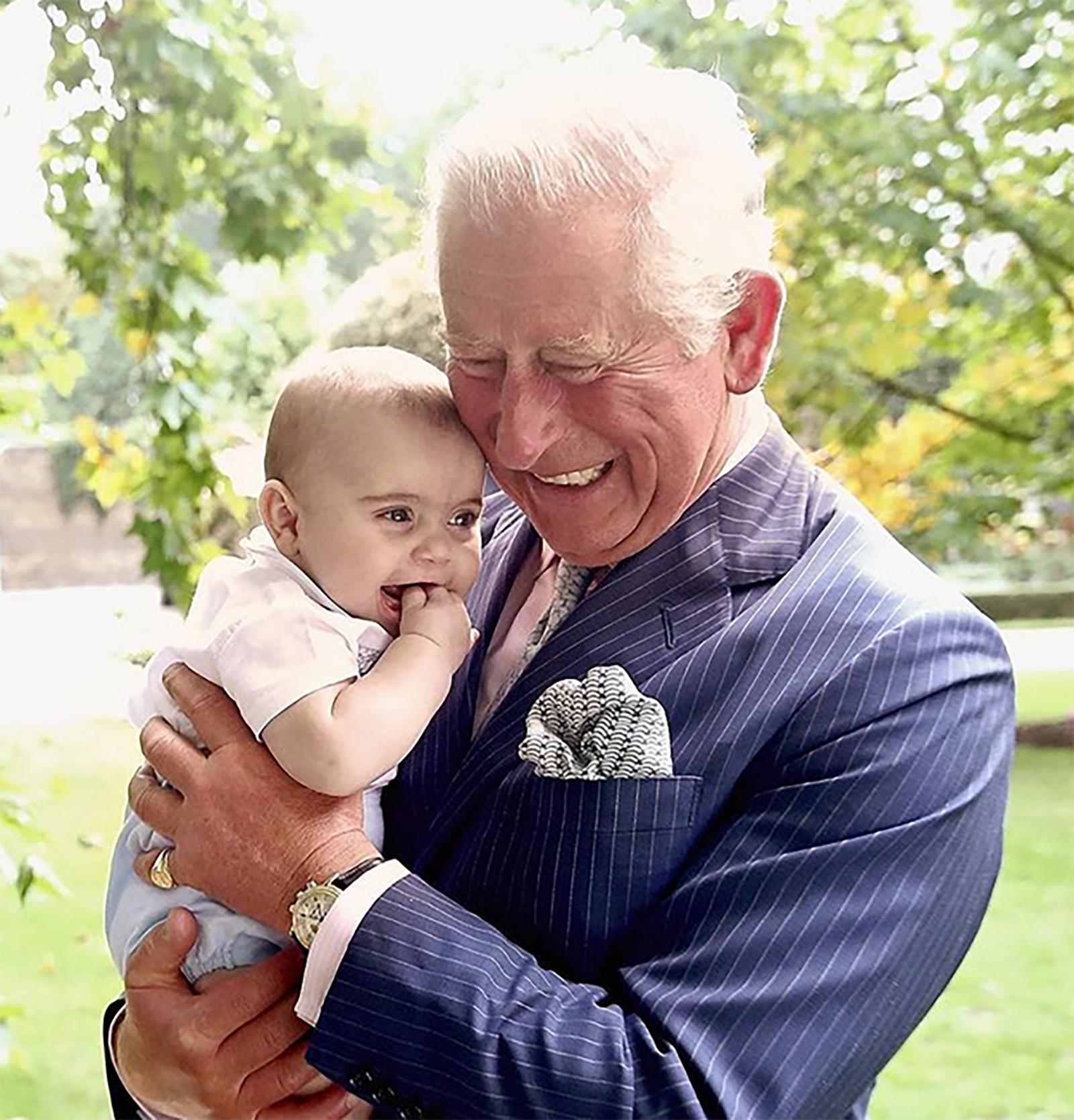 Príncipe Carlos, Príncipe Louis