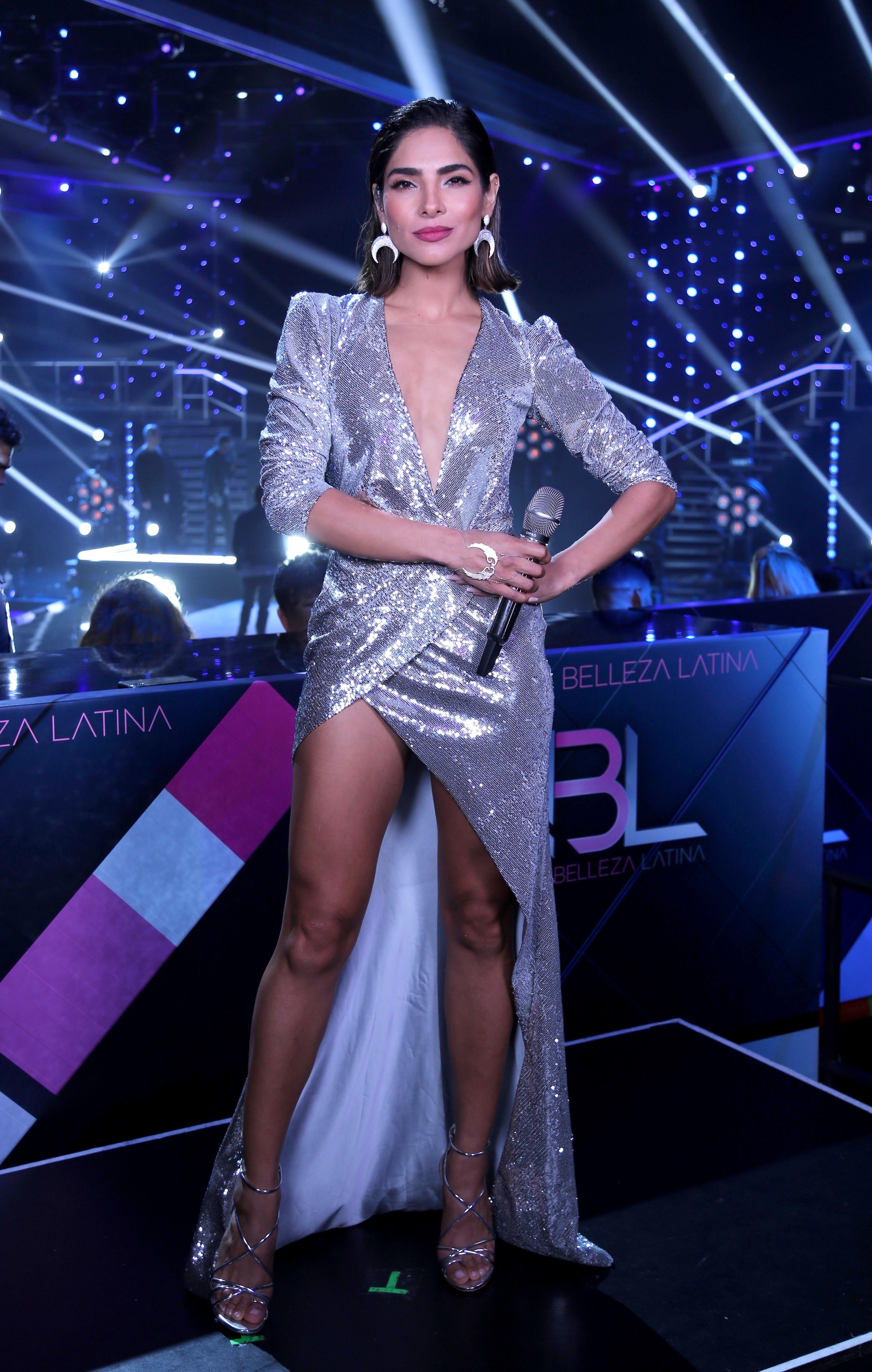 Alejandra Espinoza, looks, nuestra belleza latina