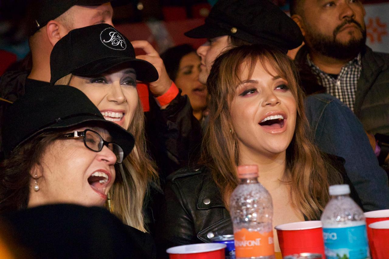 Rosy, Rosie y Jacquie Rivera