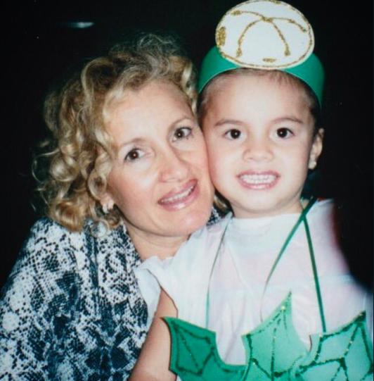 Sara Sosa y Sara Salazar