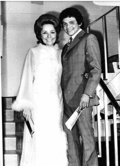 José José y Natalia Herrera Calles