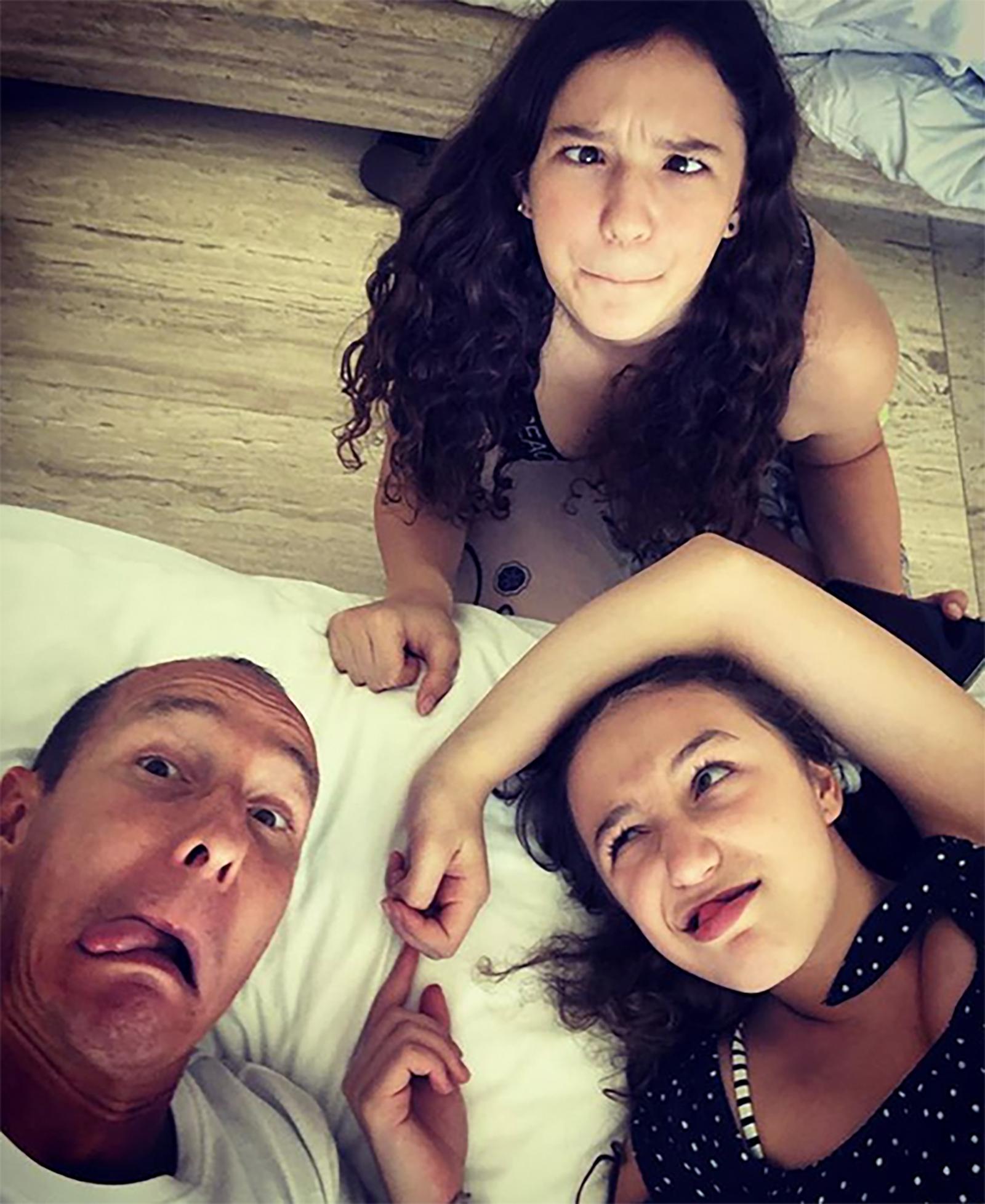 Erik Rubín, Mía Rubín Legarreta, Nina Rubín Legarreta
