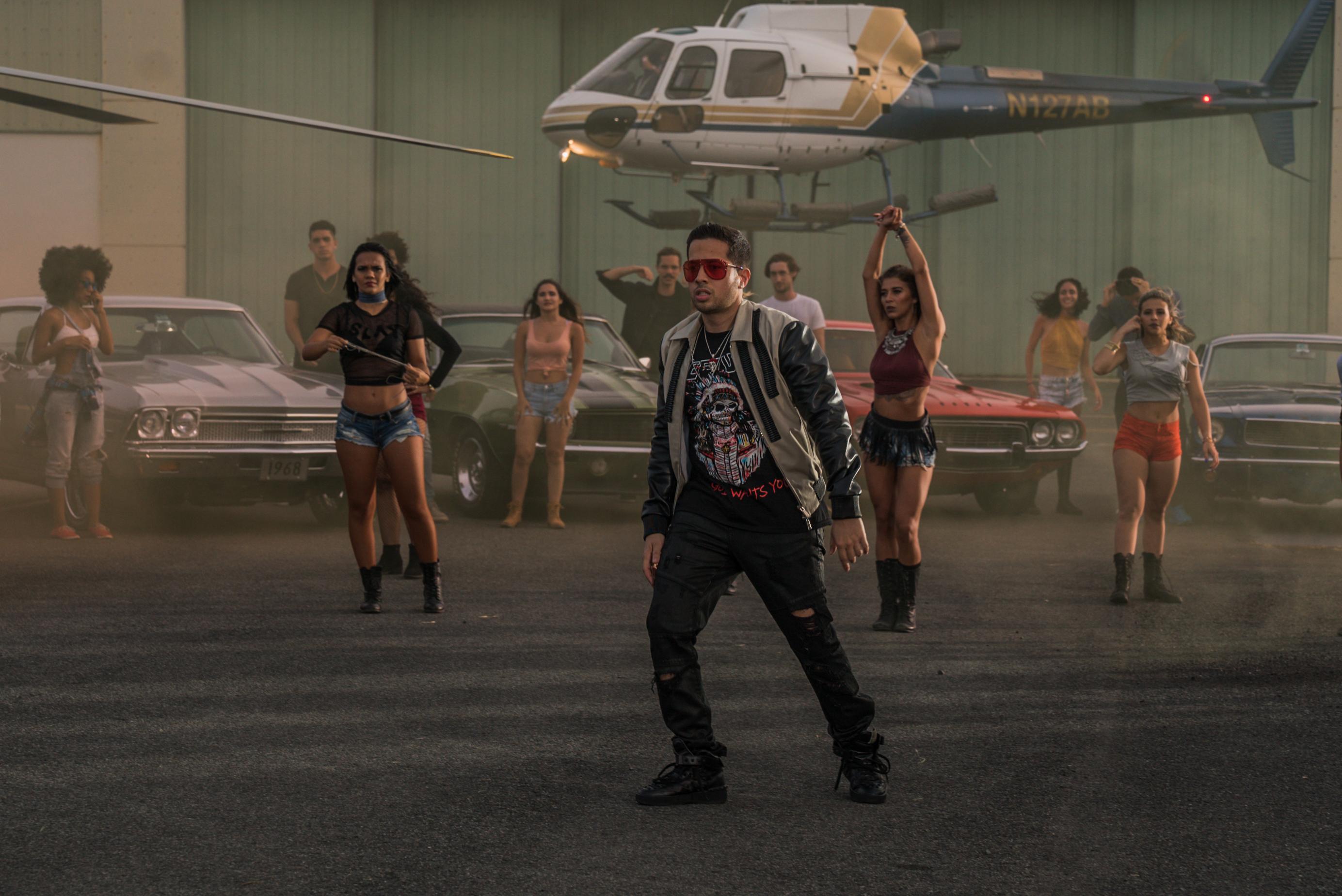 BTS video De La Guetto/Daddy Yankee/Ozuna