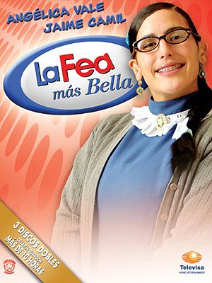 La Fea Mas Bella DVD