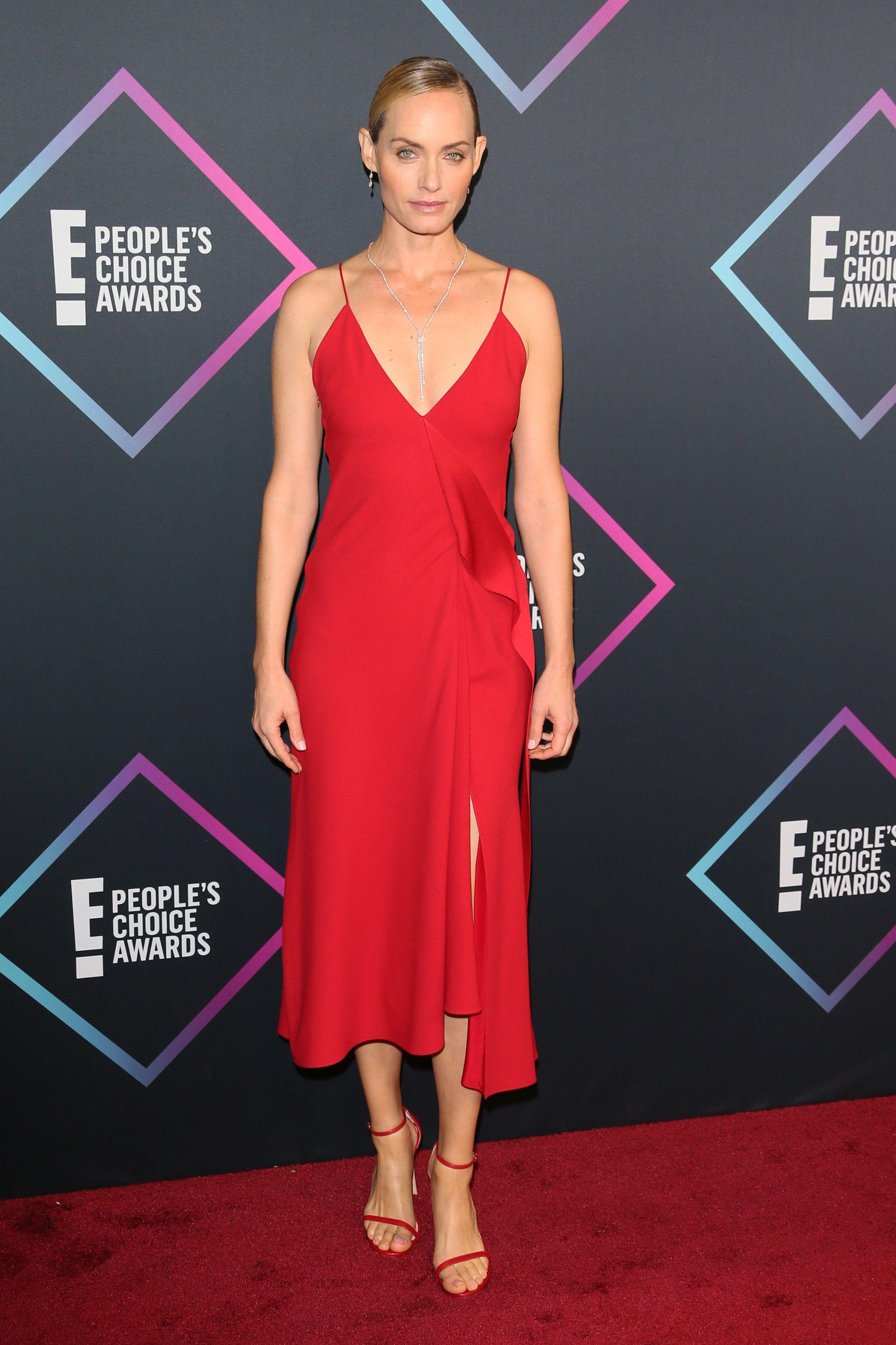 Amber Valletta, People's Choice Awards