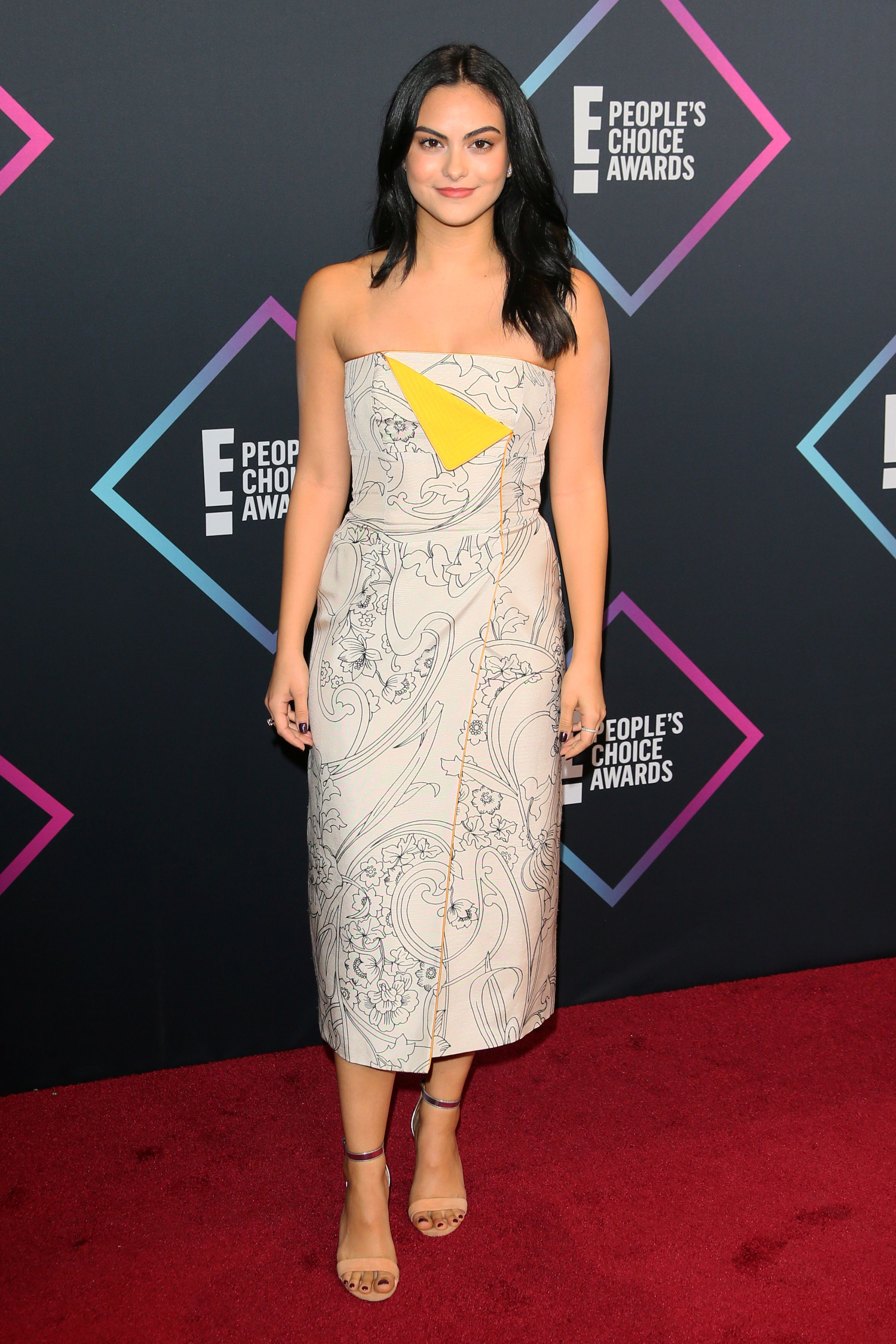 Camila Mendes, People's Choice Awards