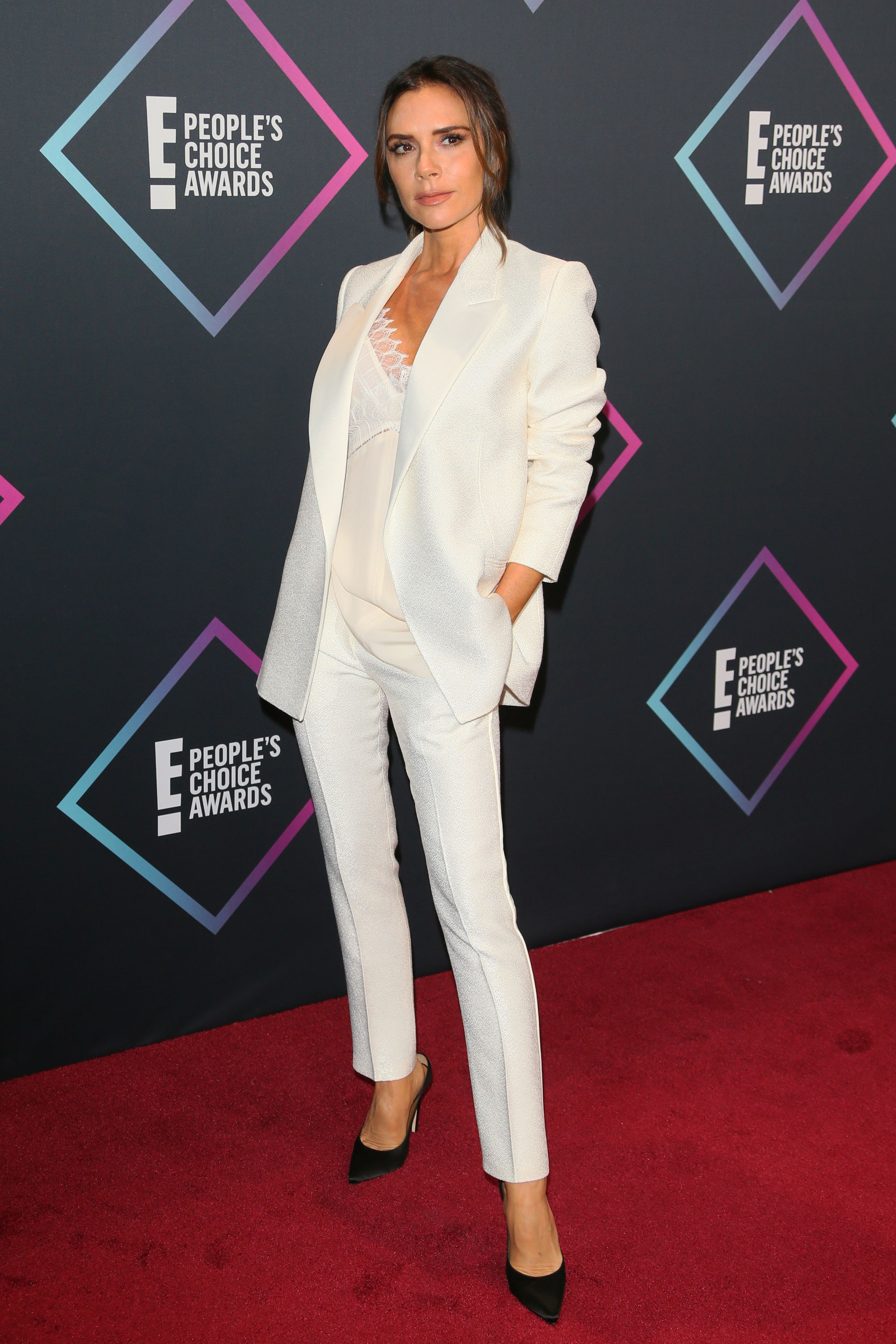 Victoria Beckham, People's Choice Awards 2018