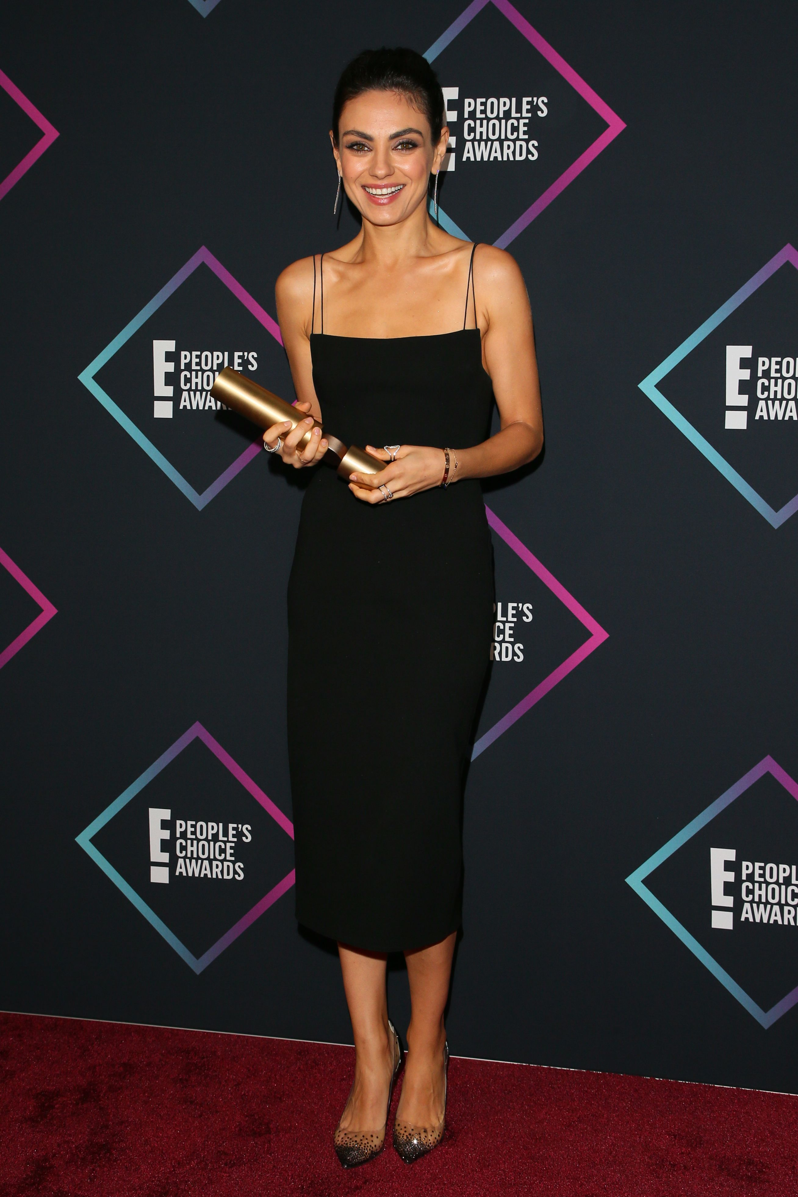 Mila Kunis, People's Choice Awards 2018