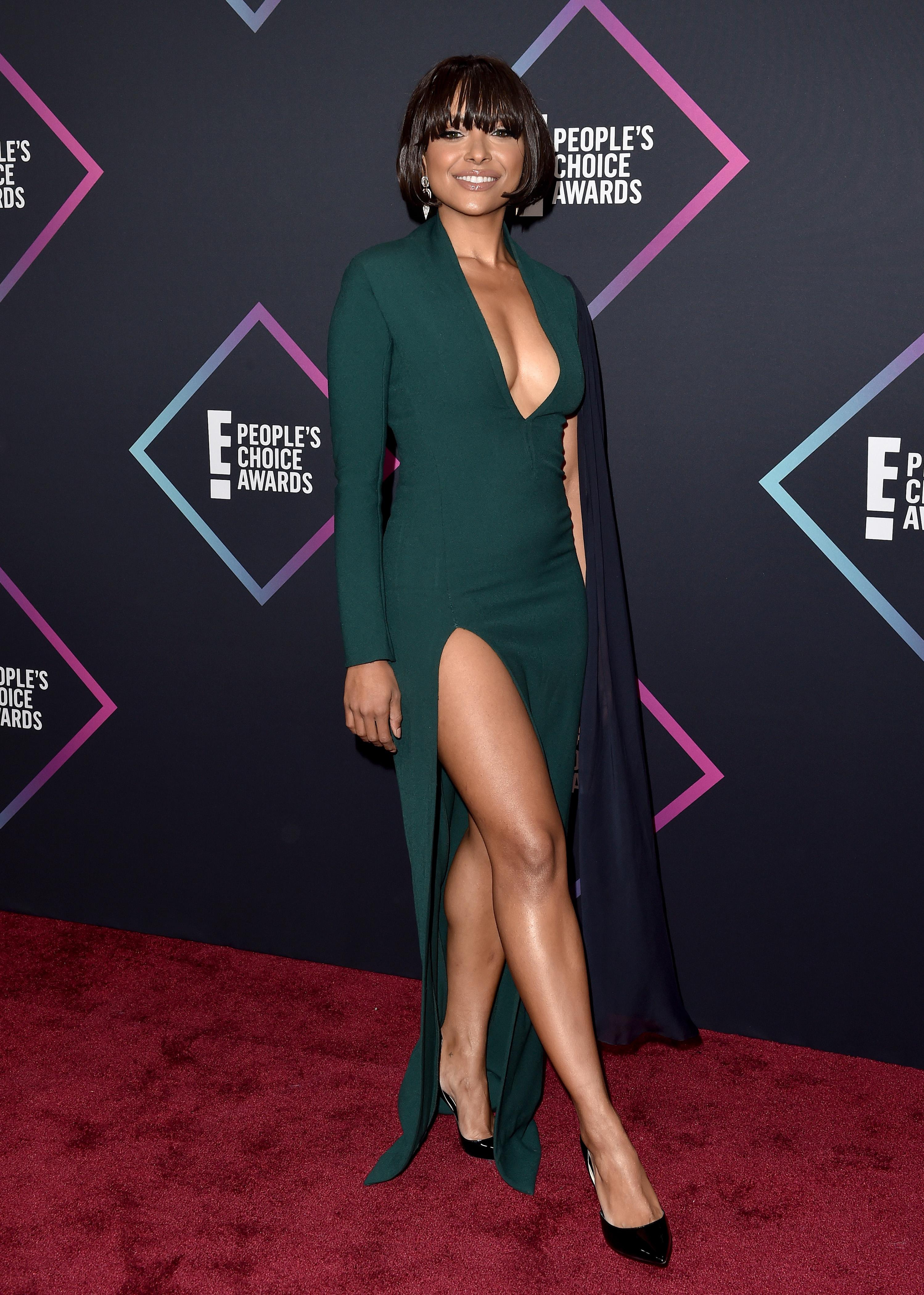 Kat Graham, People's Choice Awards 2018