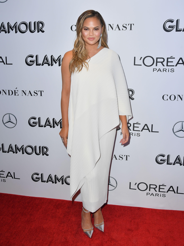 famosas, alfombra roja, vestido, Women of the year, Glamour