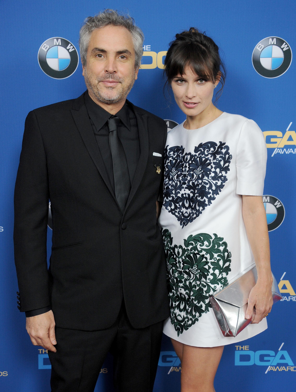 Alfonso Cuarón ySheherazade Goldsmith