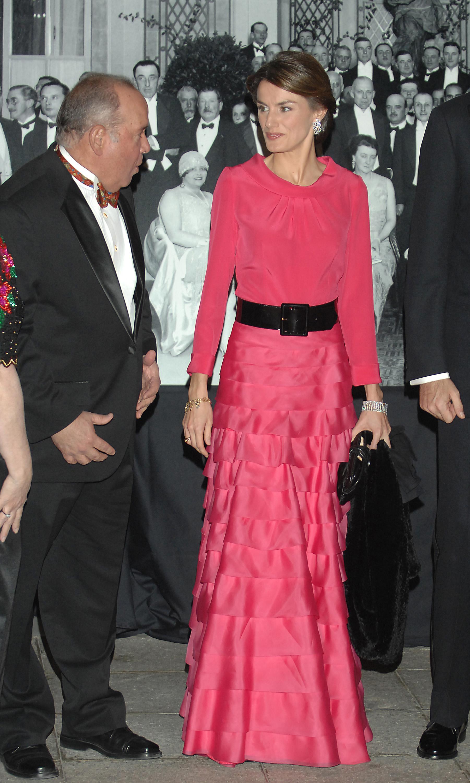 Reina Letizia, Letizia, España, familia real,