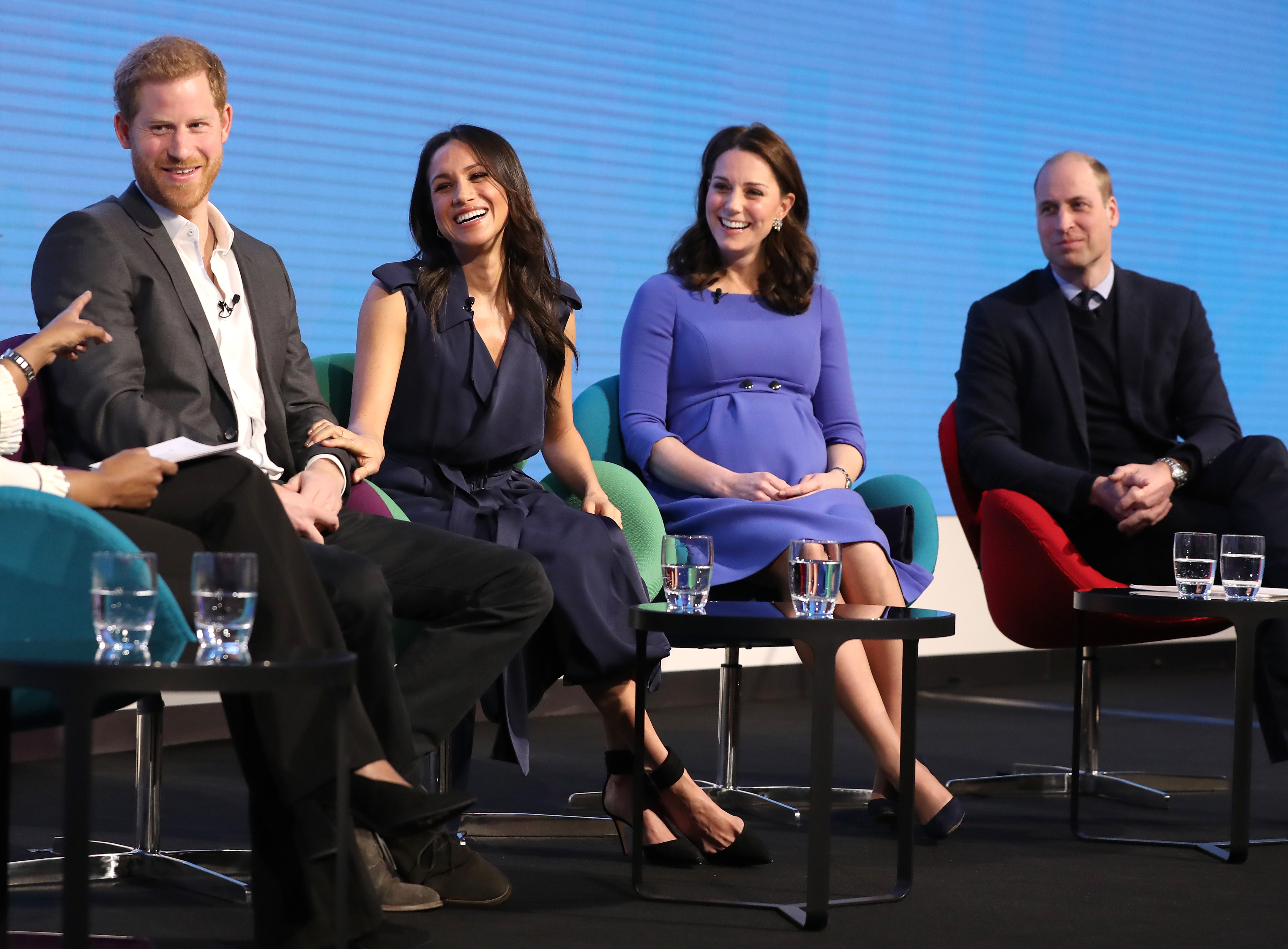 Prince Harry, Meghan Markle, Kate Middleton, Prince William,