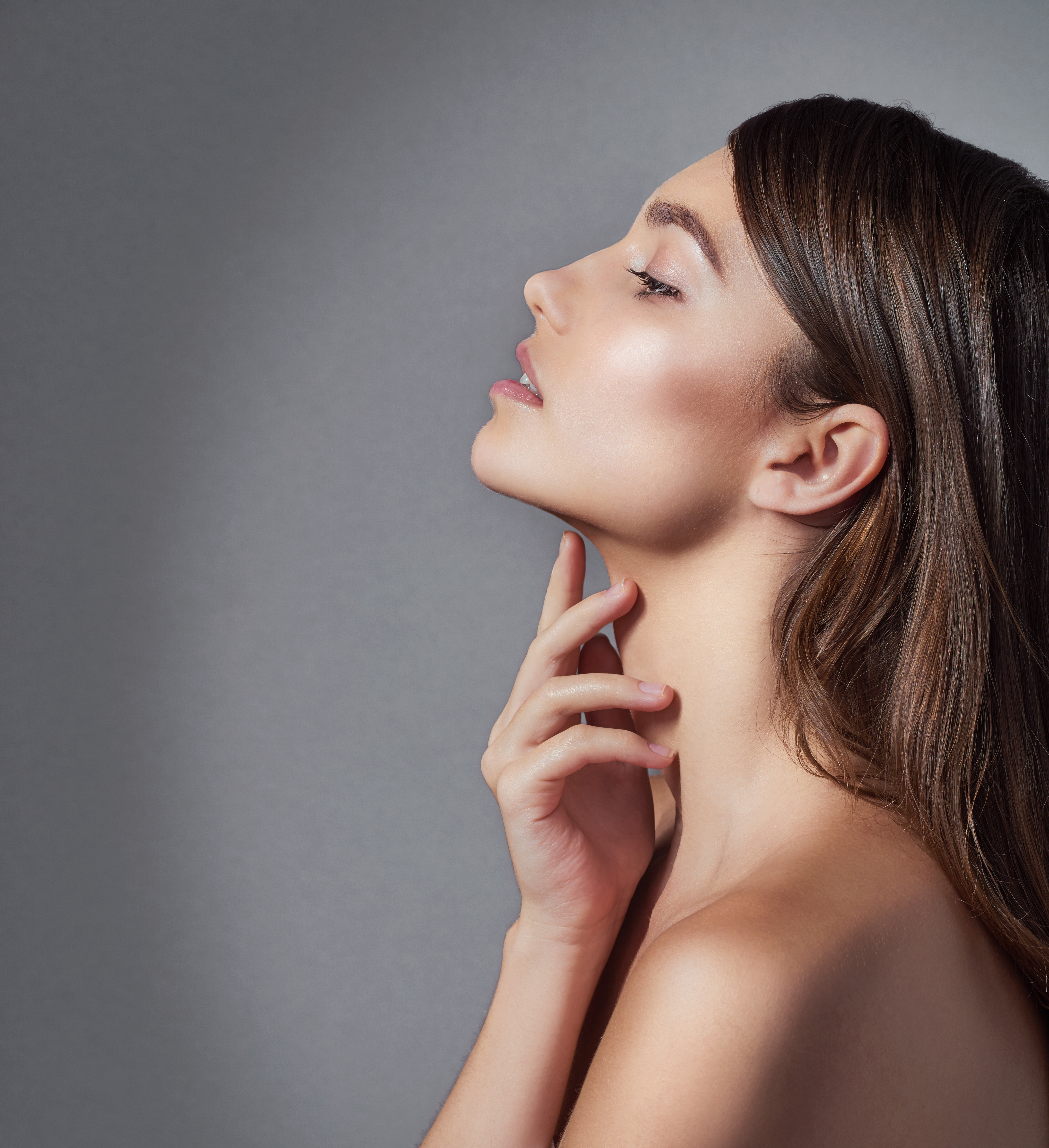 Piel, cuello, tratamientos, antiarrugas