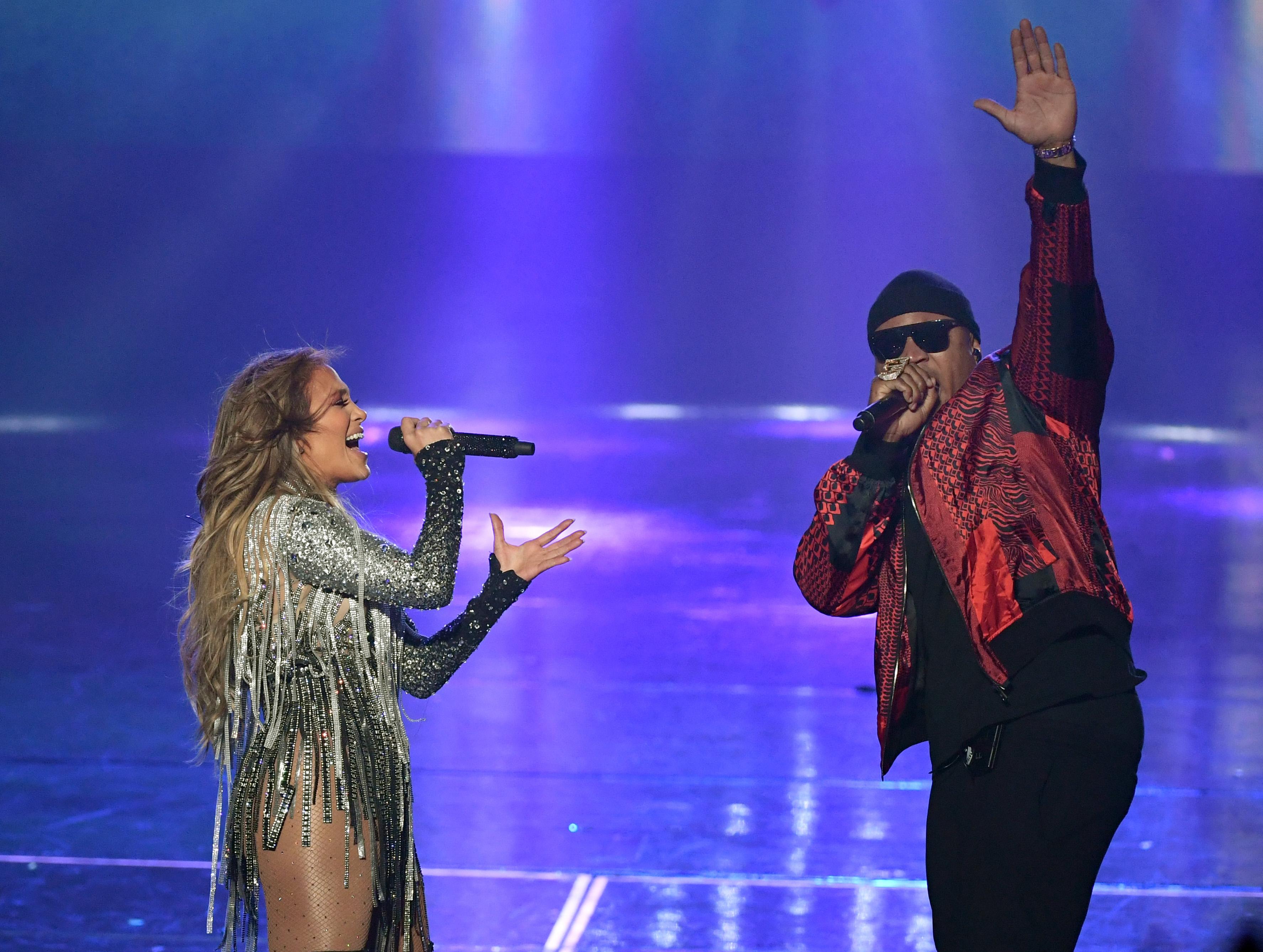 Jennifer Lopez, LL Cool J